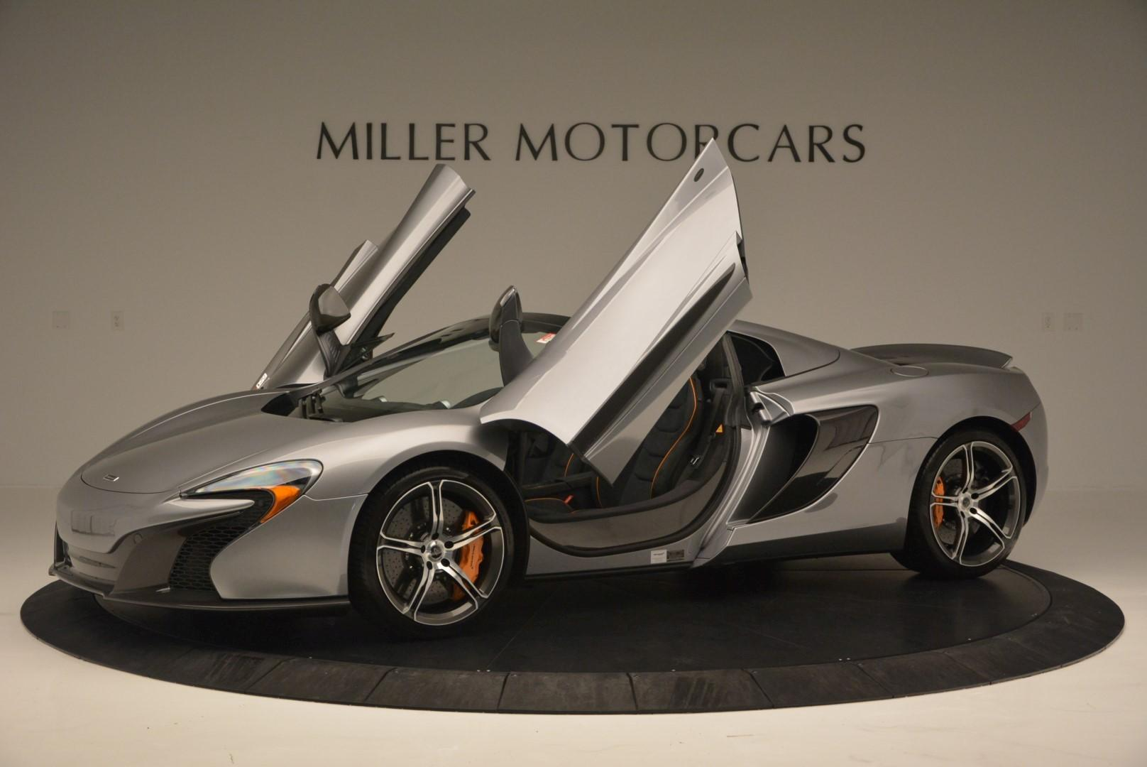 Used 2016 McLaren 650S Convertible For Sale In Greenwich, CT 82_p14