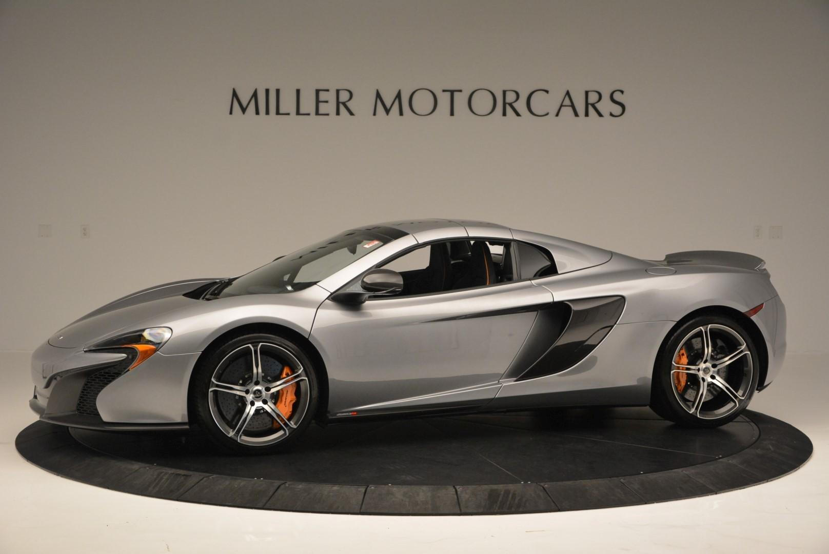 Used 2016 McLaren 650S Convertible For Sale In Greenwich, CT 82_p15