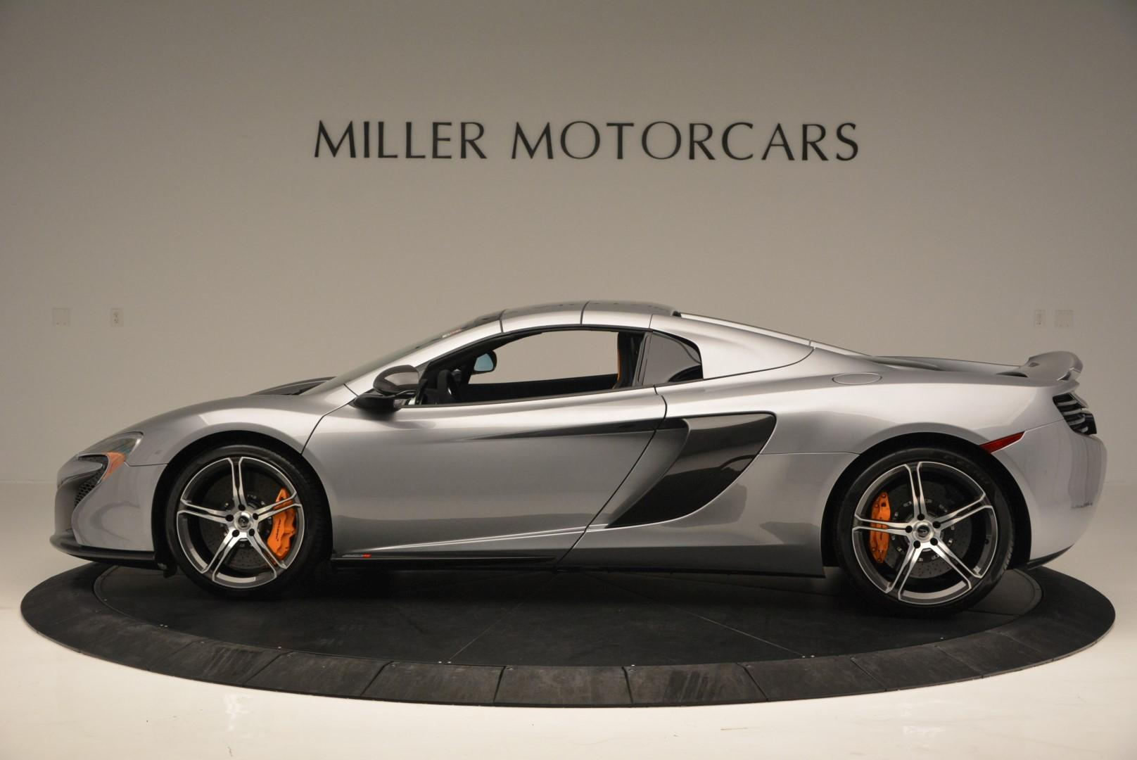 Used 2016 McLaren 650S Convertible For Sale In Greenwich, CT 82_p16