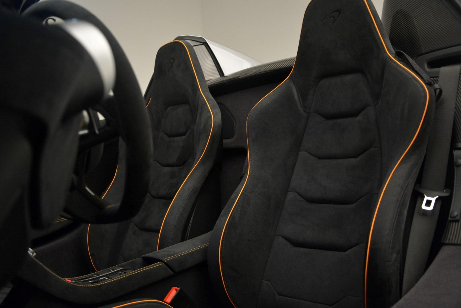 Used 2016 McLaren 650S Convertible For Sale In Greenwich, CT 82_p24