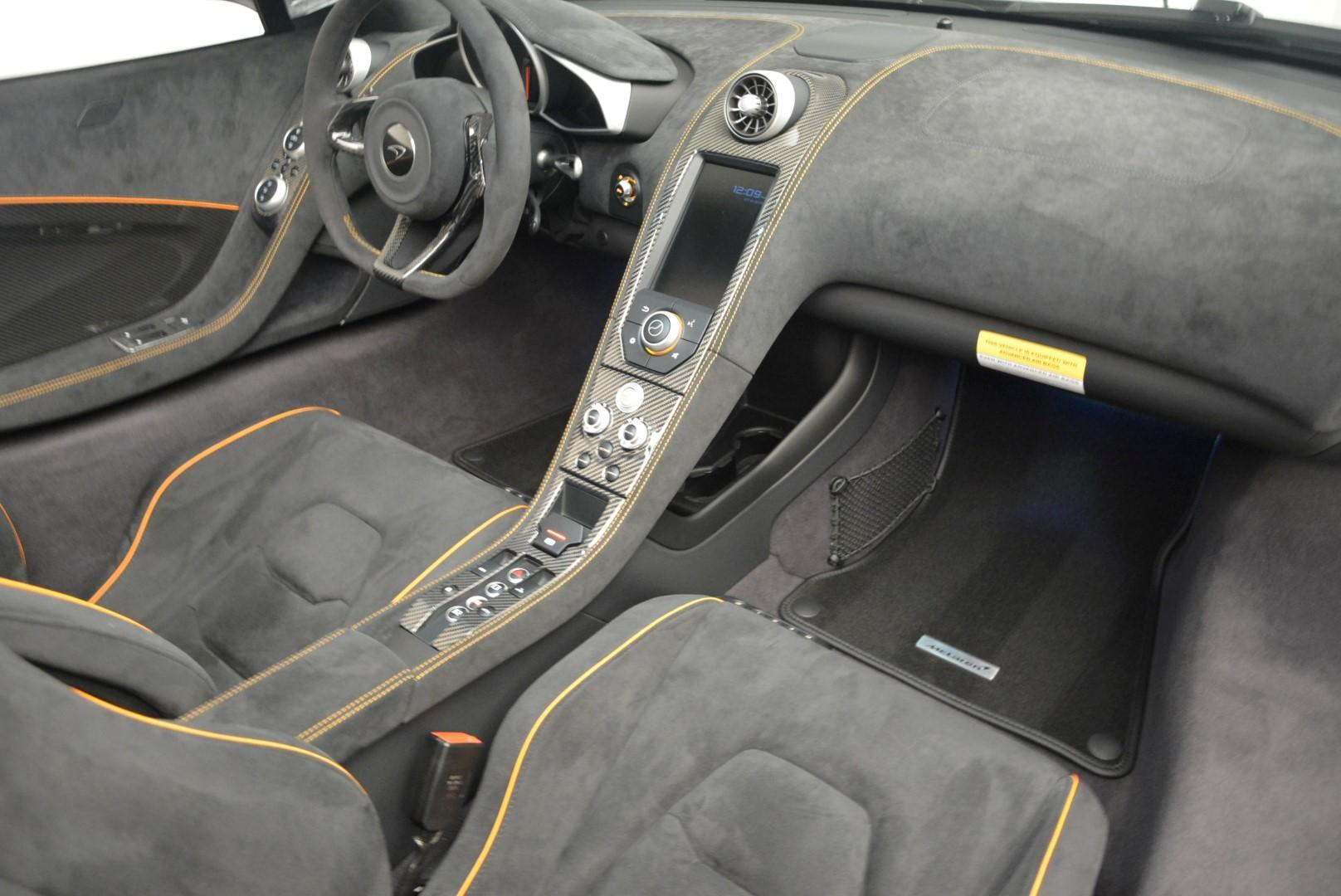 Used 2016 McLaren 650S Convertible For Sale In Greenwich, CT 82_p26