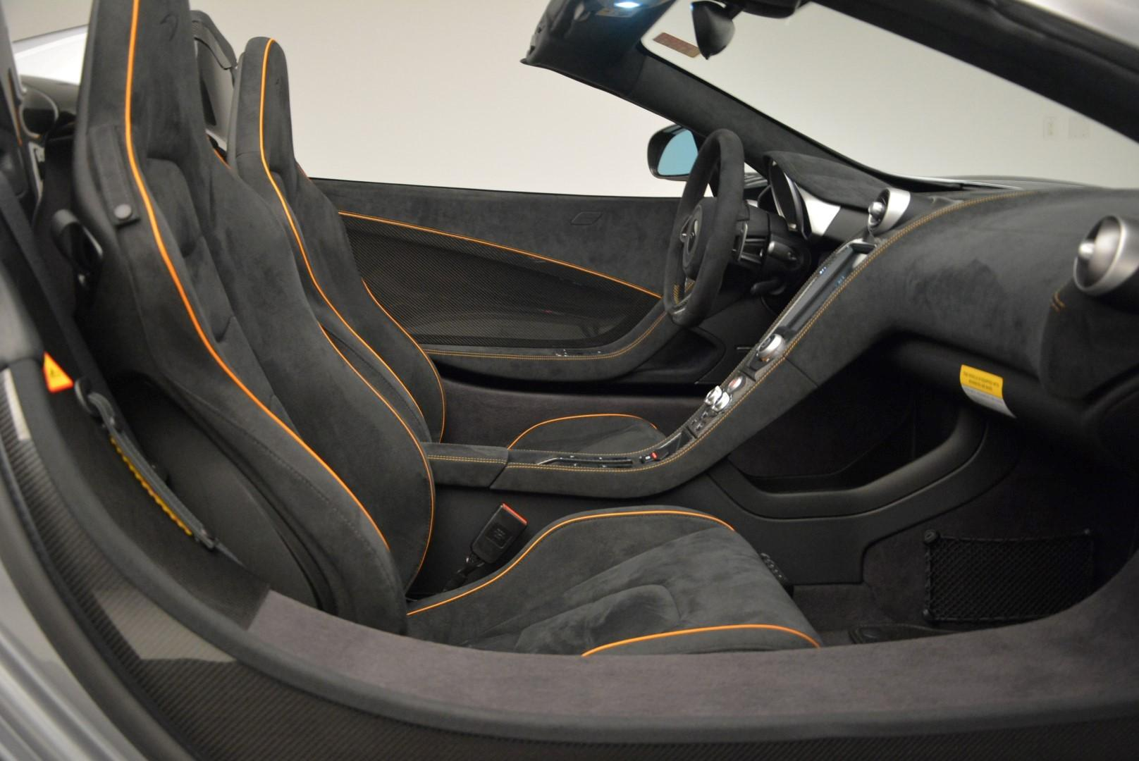 Used 2016 McLaren 650S Convertible For Sale In Greenwich, CT 82_p27