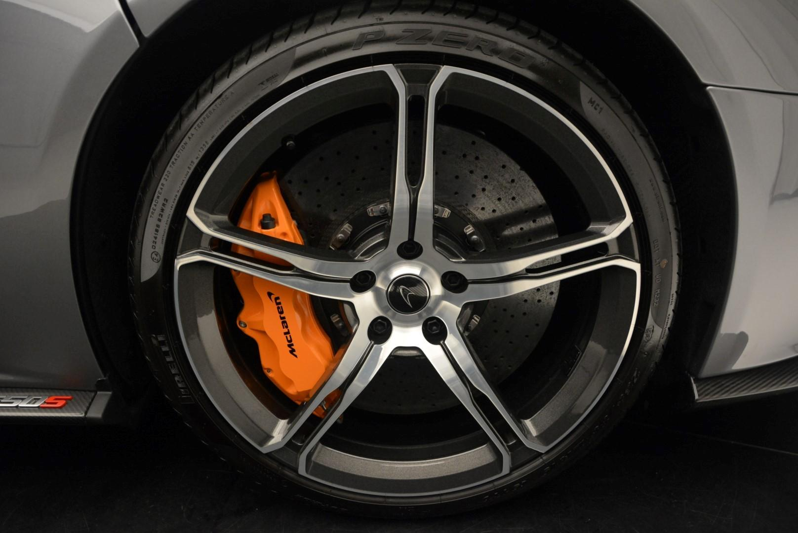 Used 2016 McLaren 650S Convertible For Sale In Greenwich, CT 82_p28