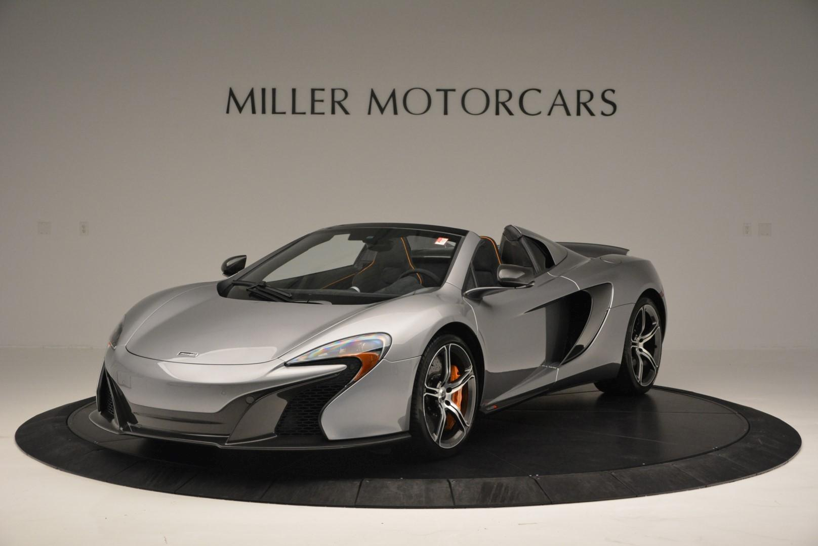 Used 2016 McLaren 650S Convertible For Sale In Greenwich, CT 82_p2