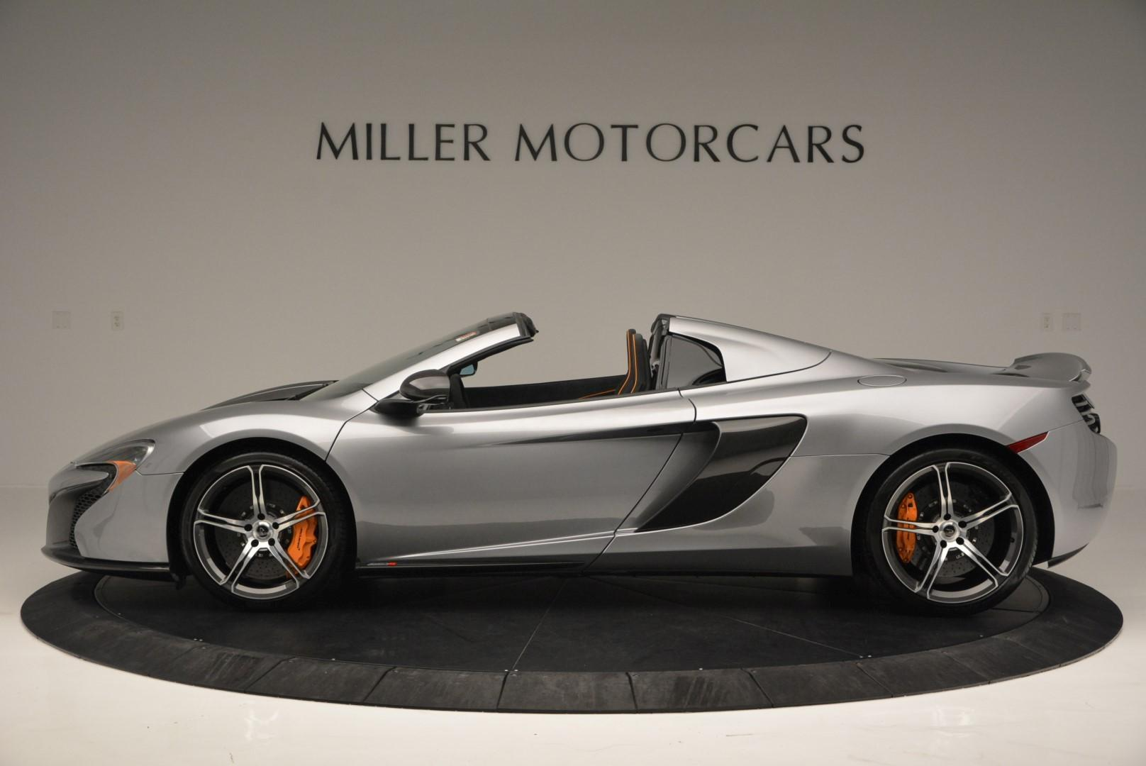 Used 2016 McLaren 650S Convertible For Sale In Greenwich, CT 82_p3