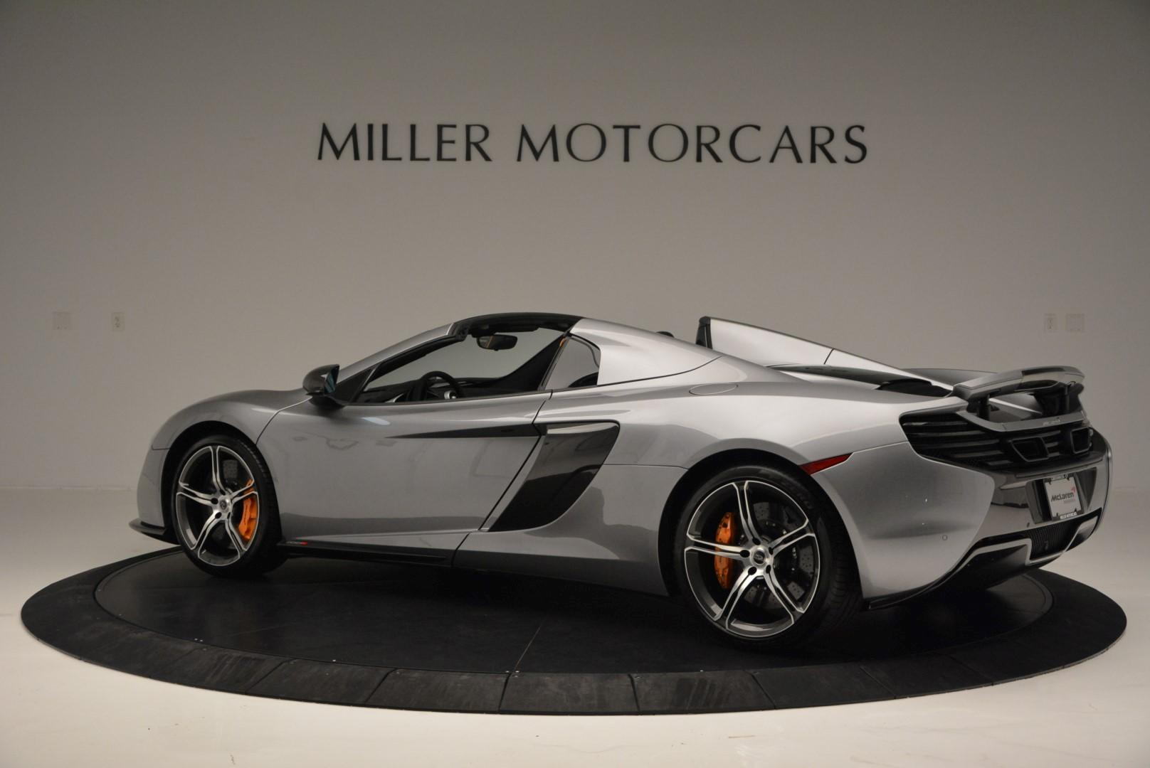 Used 2016 McLaren 650S Convertible For Sale In Greenwich, CT 82_p4