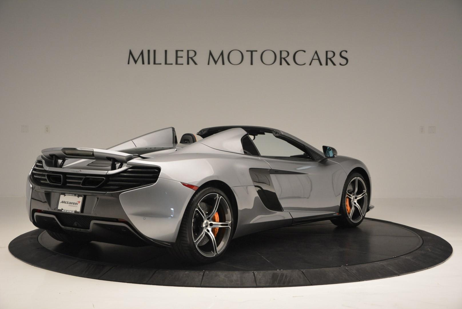 Used 2016 McLaren 650S Convertible For Sale In Greenwich, CT 82_p7