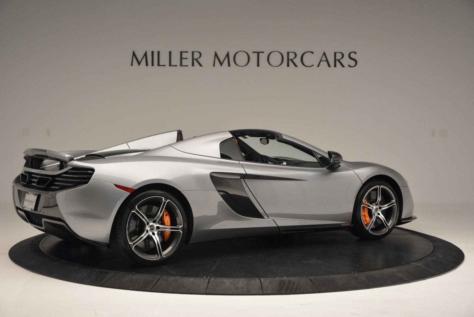 Used 2016 McLaren 650S Convertible For Sale In Greenwich, CT 82_p8