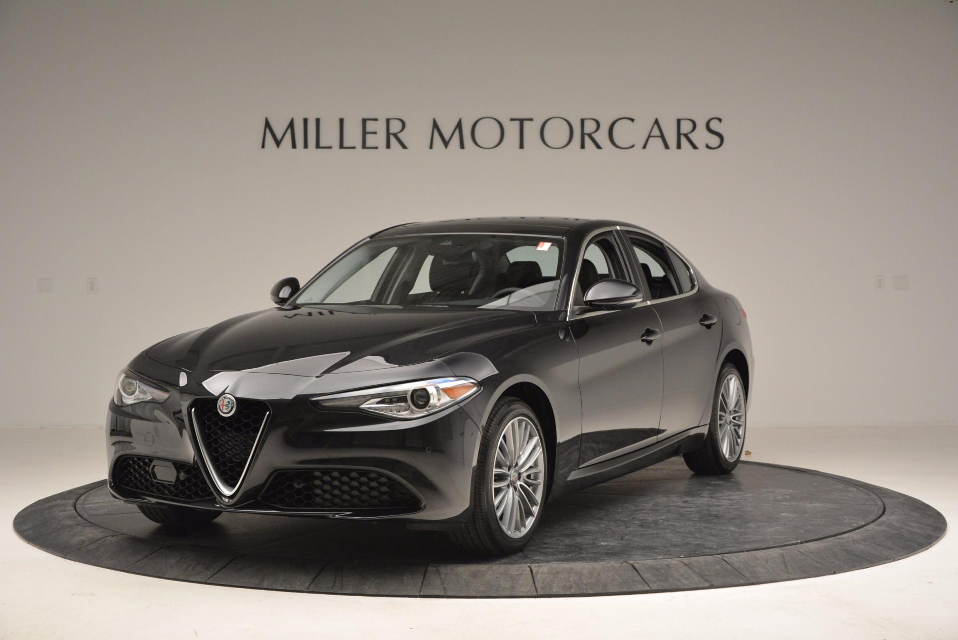 New 2017 Alfa Romeo Giulia Ti For Sale In Greenwich, CT 820_main