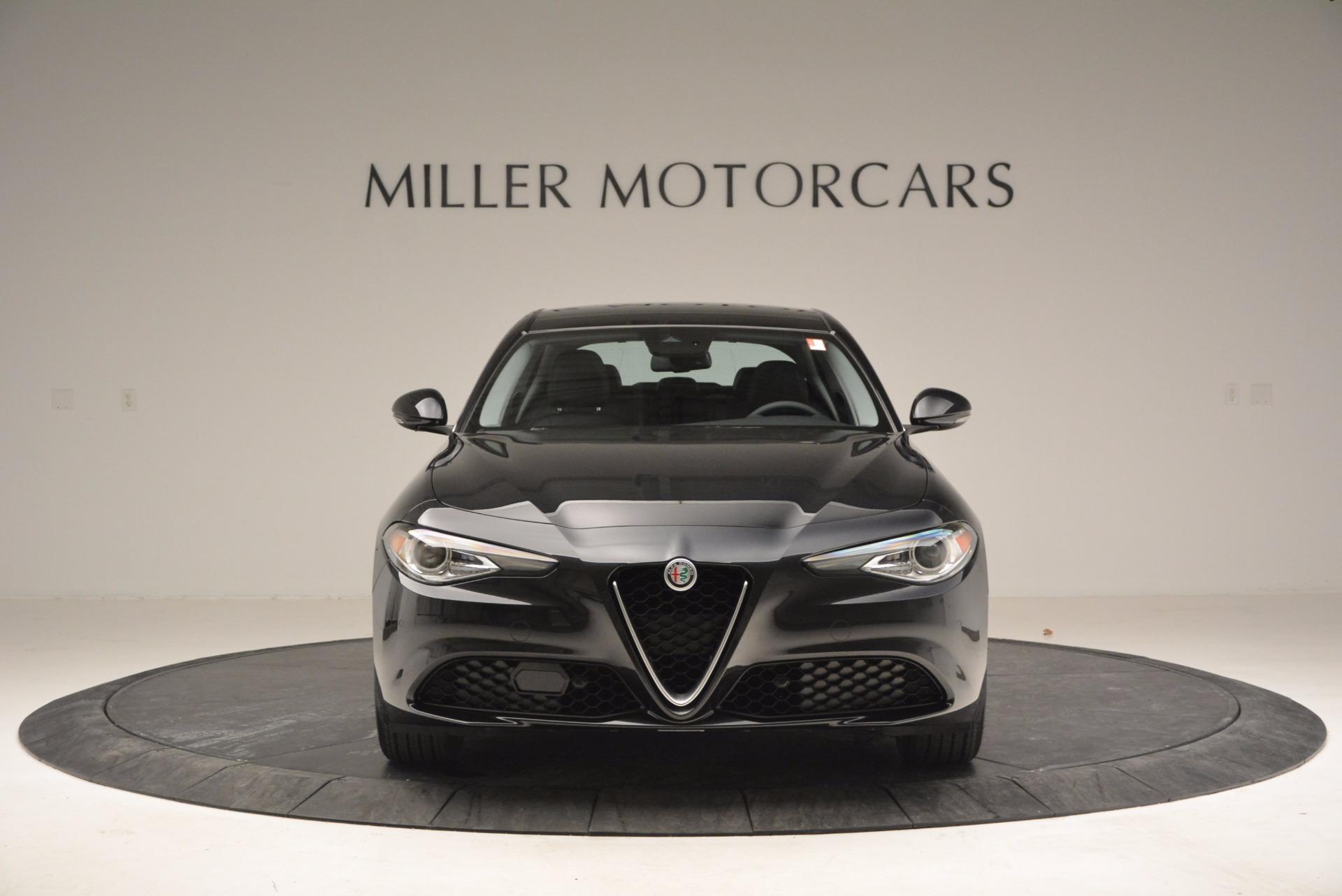 New 2017 Alfa Romeo Giulia Ti For Sale In Greenwich, CT 820_p13