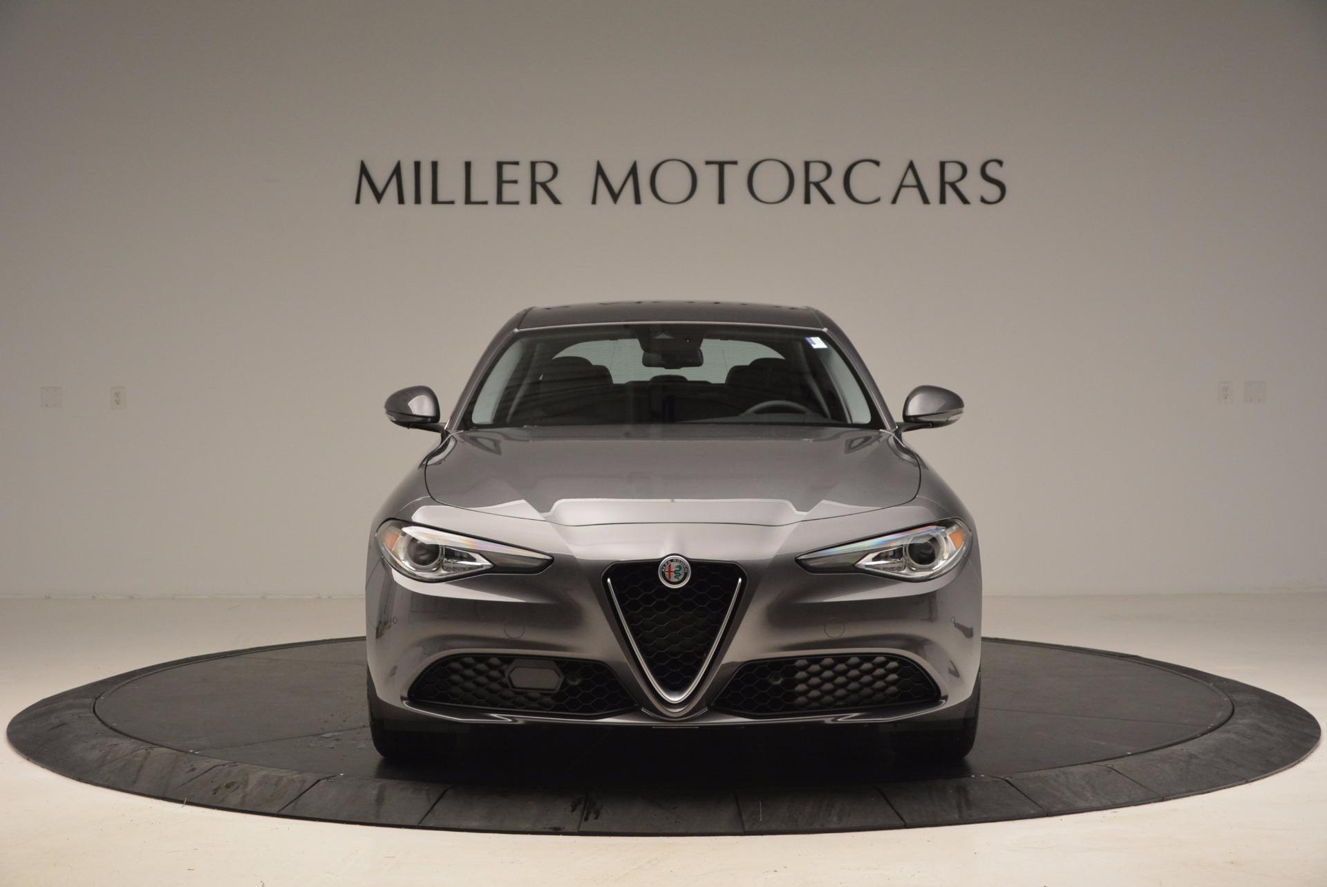 New 2017 Alfa Romeo Giulia Ti Q4 For Sale In Greenwich, CT 822_p12