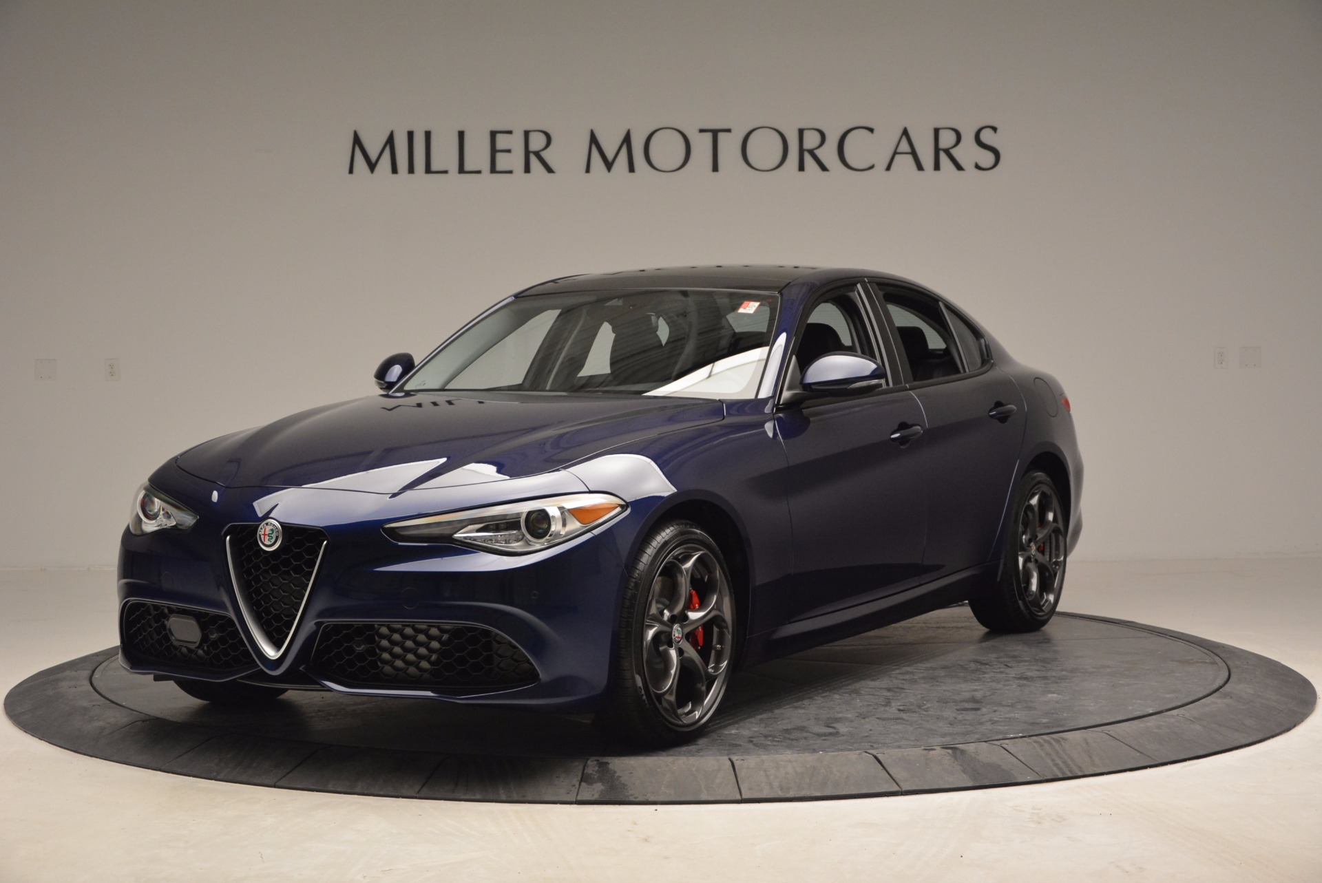 New 2017 Alfa Romeo Giulia Ti For Sale In Greenwich, CT 824_main