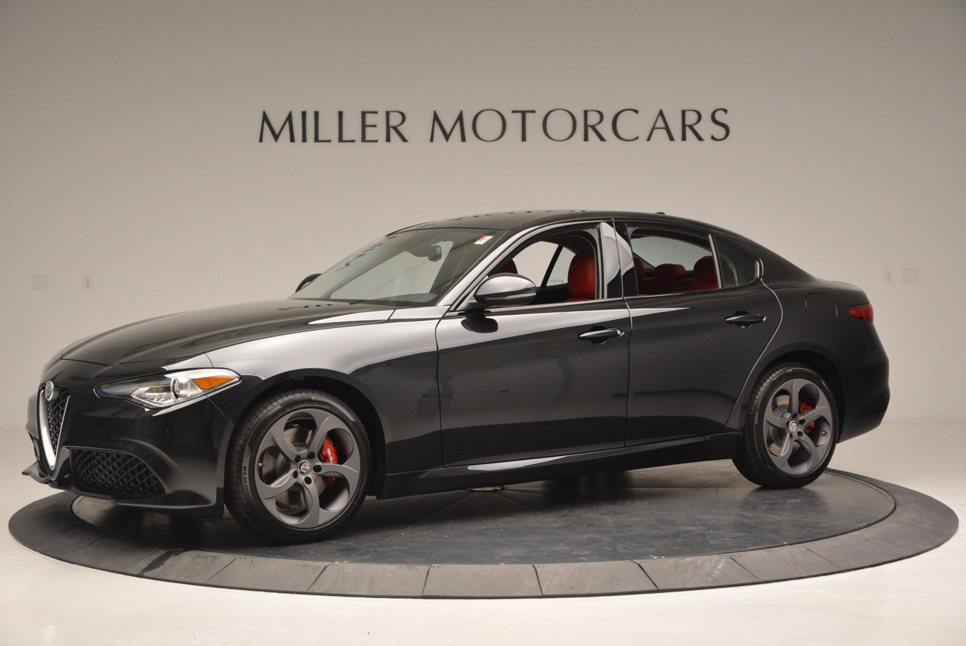 New 2017 Alfa Romeo Giulia Q4 For Sale In Greenwich, CT 825_p2