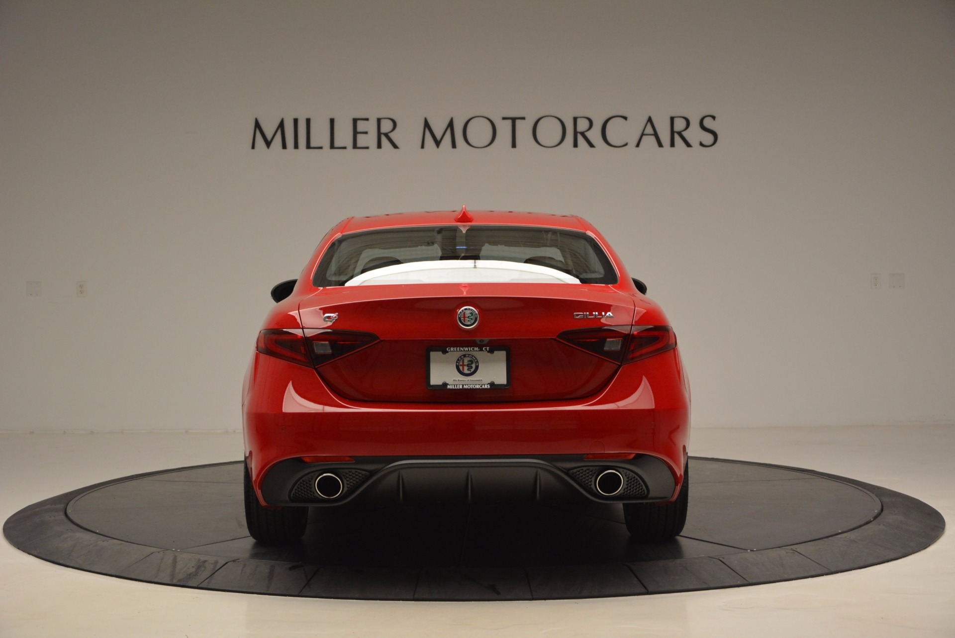 New 2017 Alfa Romeo Giulia Q4 For Sale In Greenwich, CT 827_p6