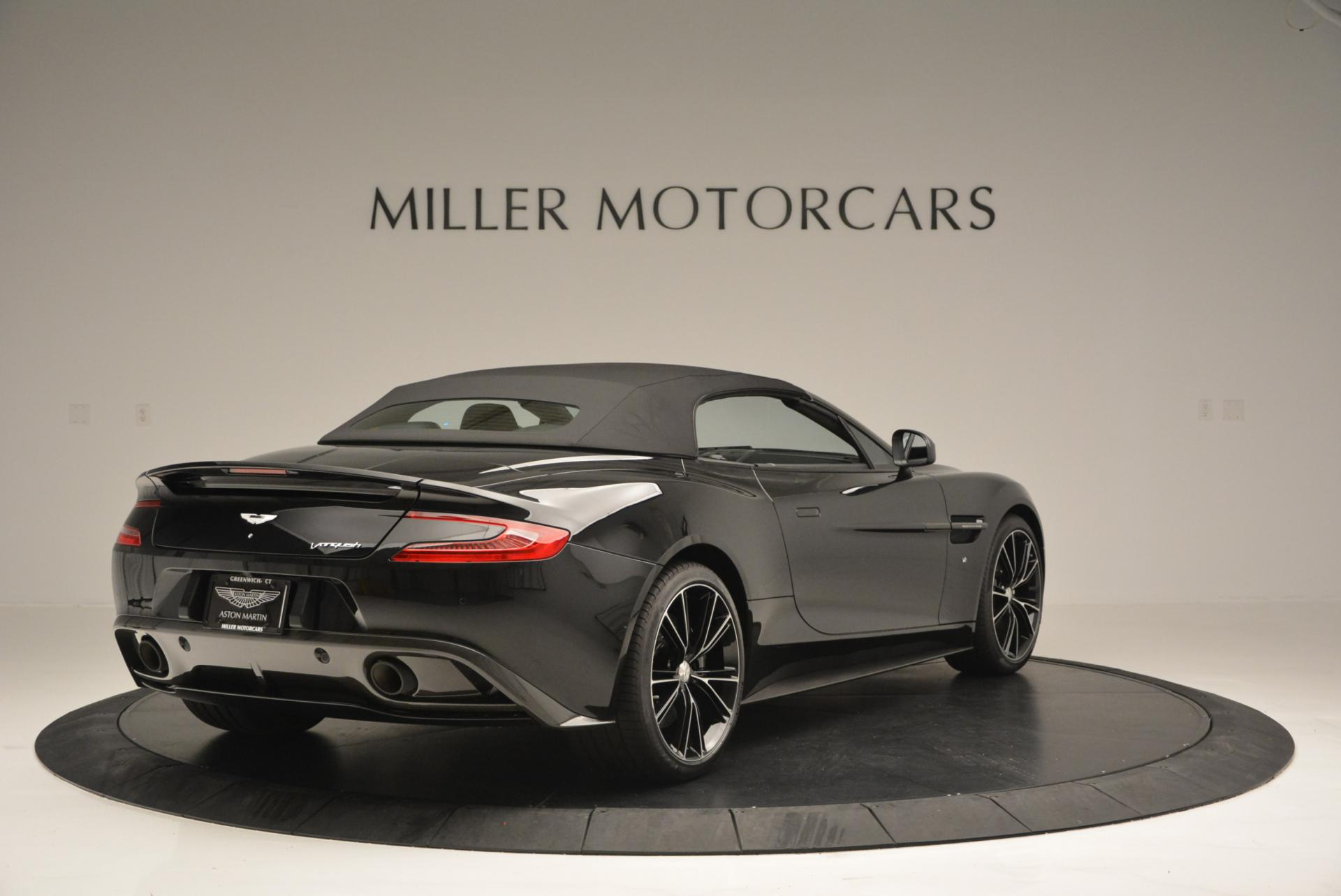 New 2016 Aston Martin Vanquish Volante For Sale In Greenwich, CT 83_p19