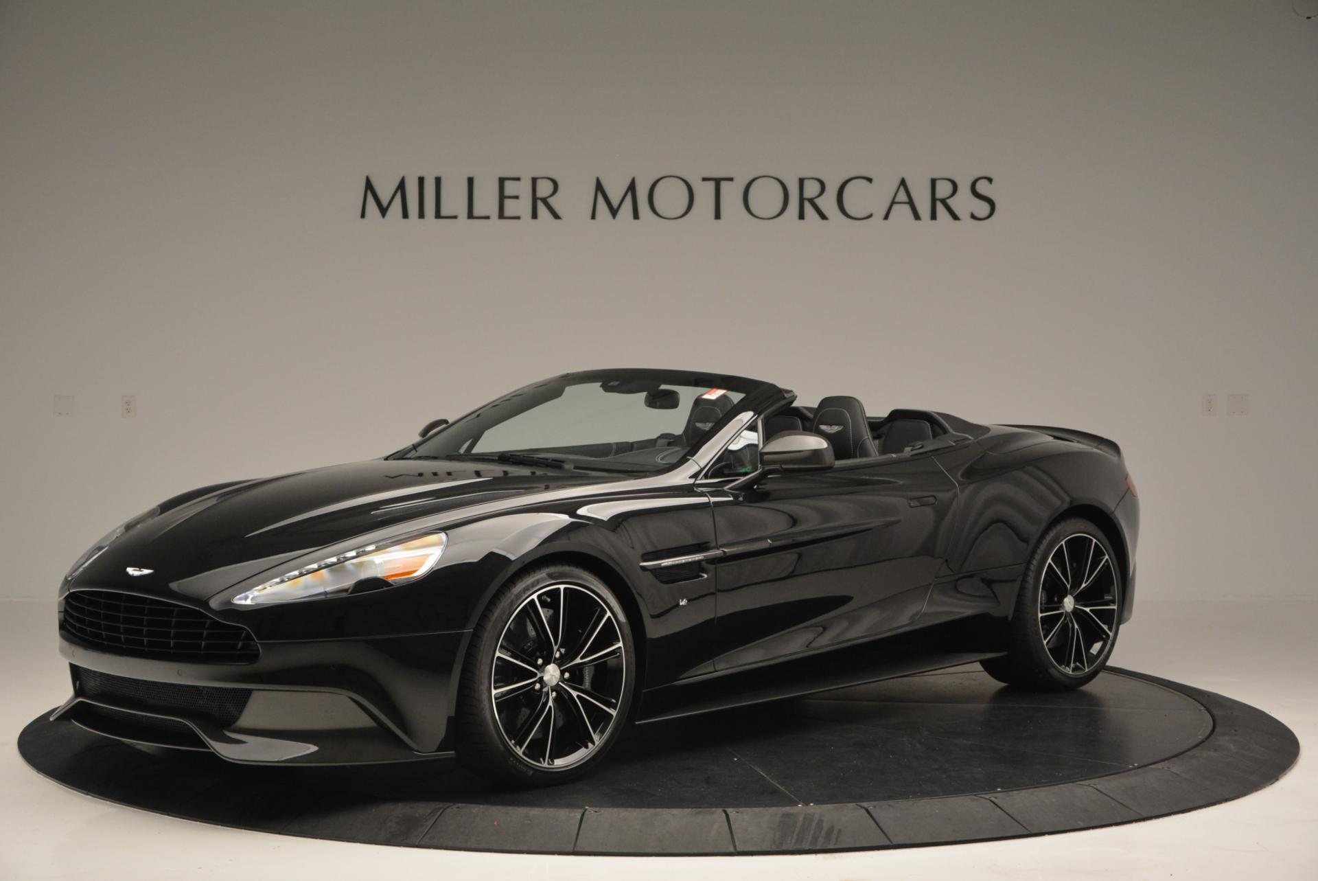New 2016 Aston Martin Vanquish Volante For Sale In Greenwich, CT 83_p2