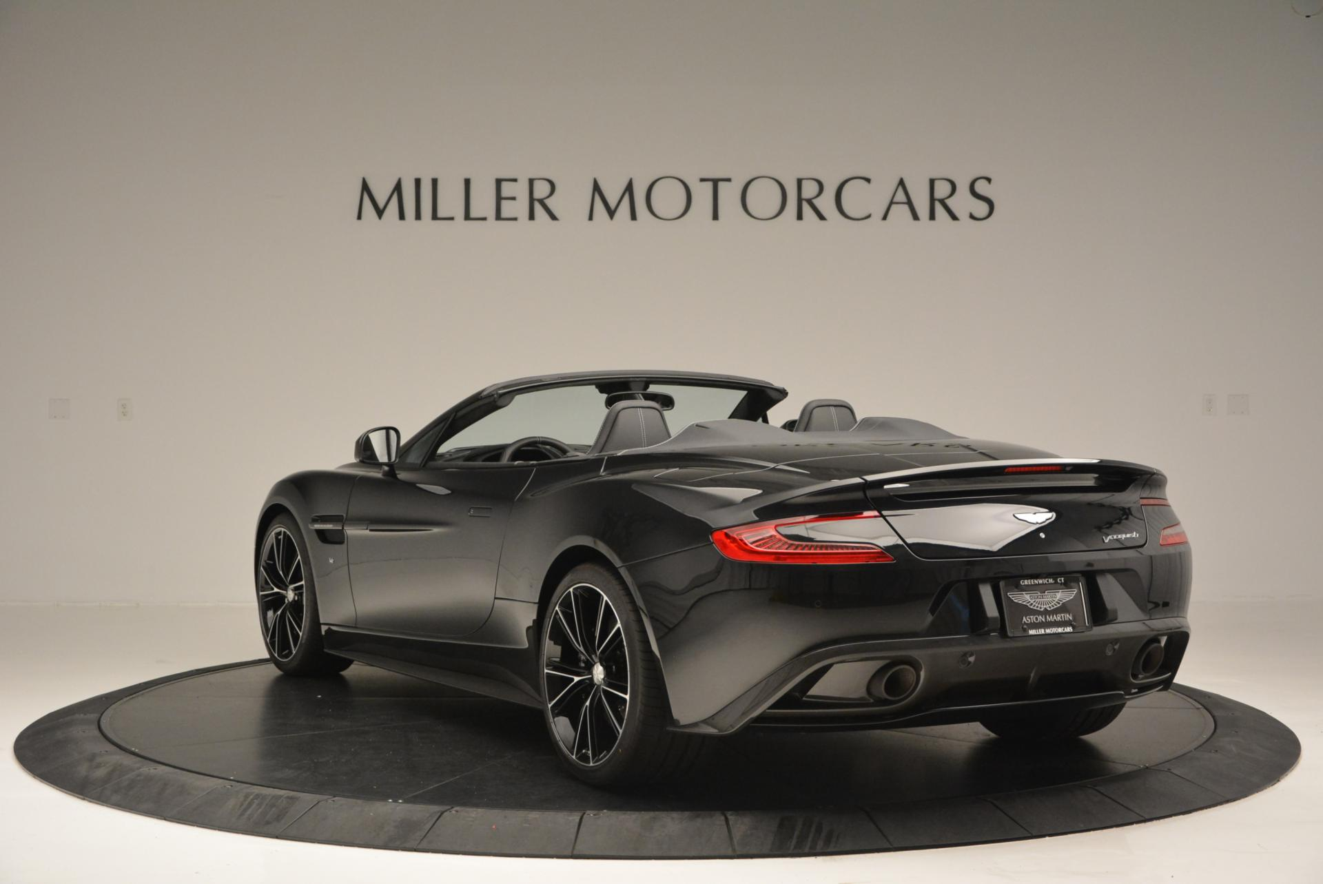 New 2016 Aston Martin Vanquish Volante For Sale In Greenwich, CT 83_p5
