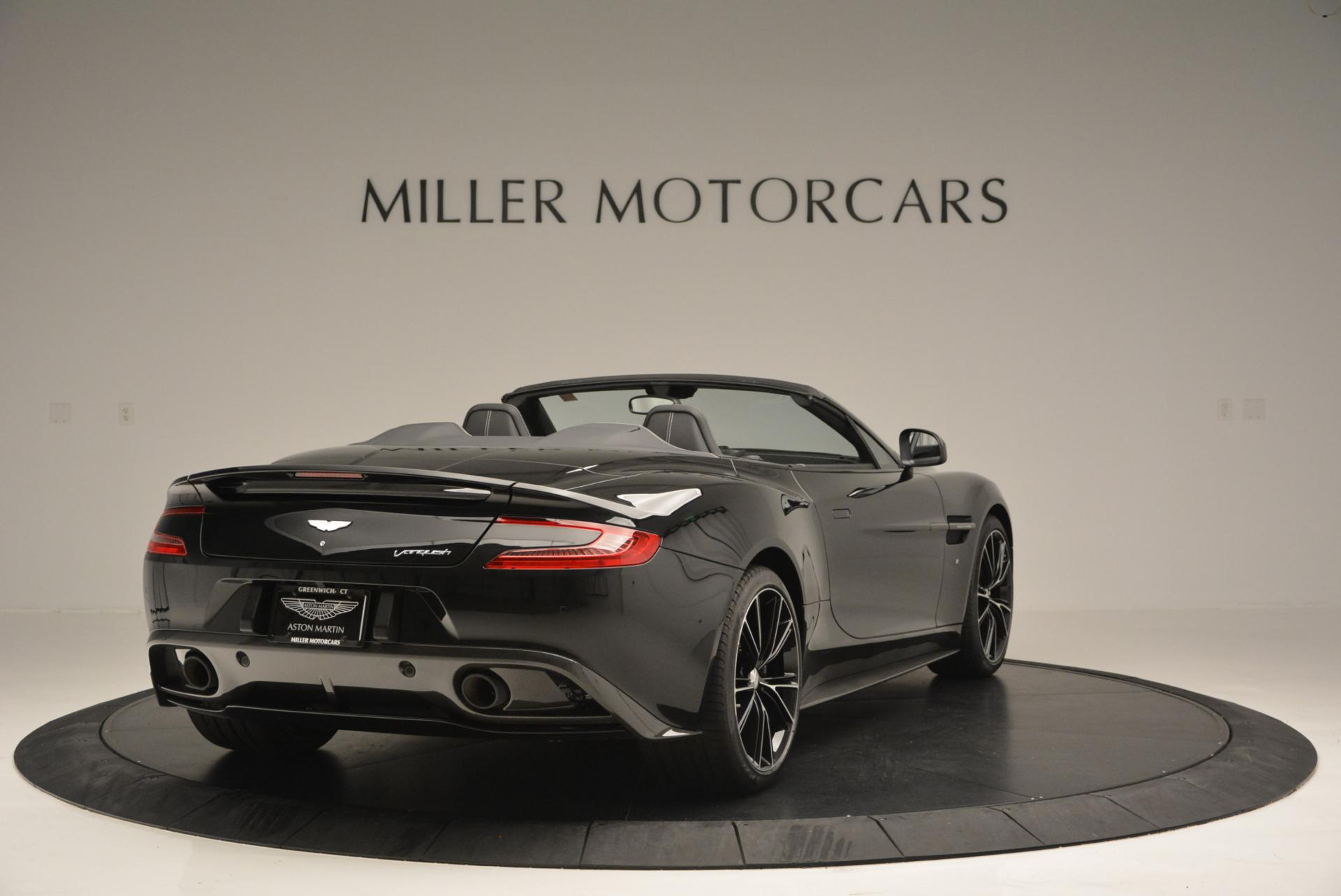 New 2016 Aston Martin Vanquish Volante For Sale In Greenwich, CT 83_p7