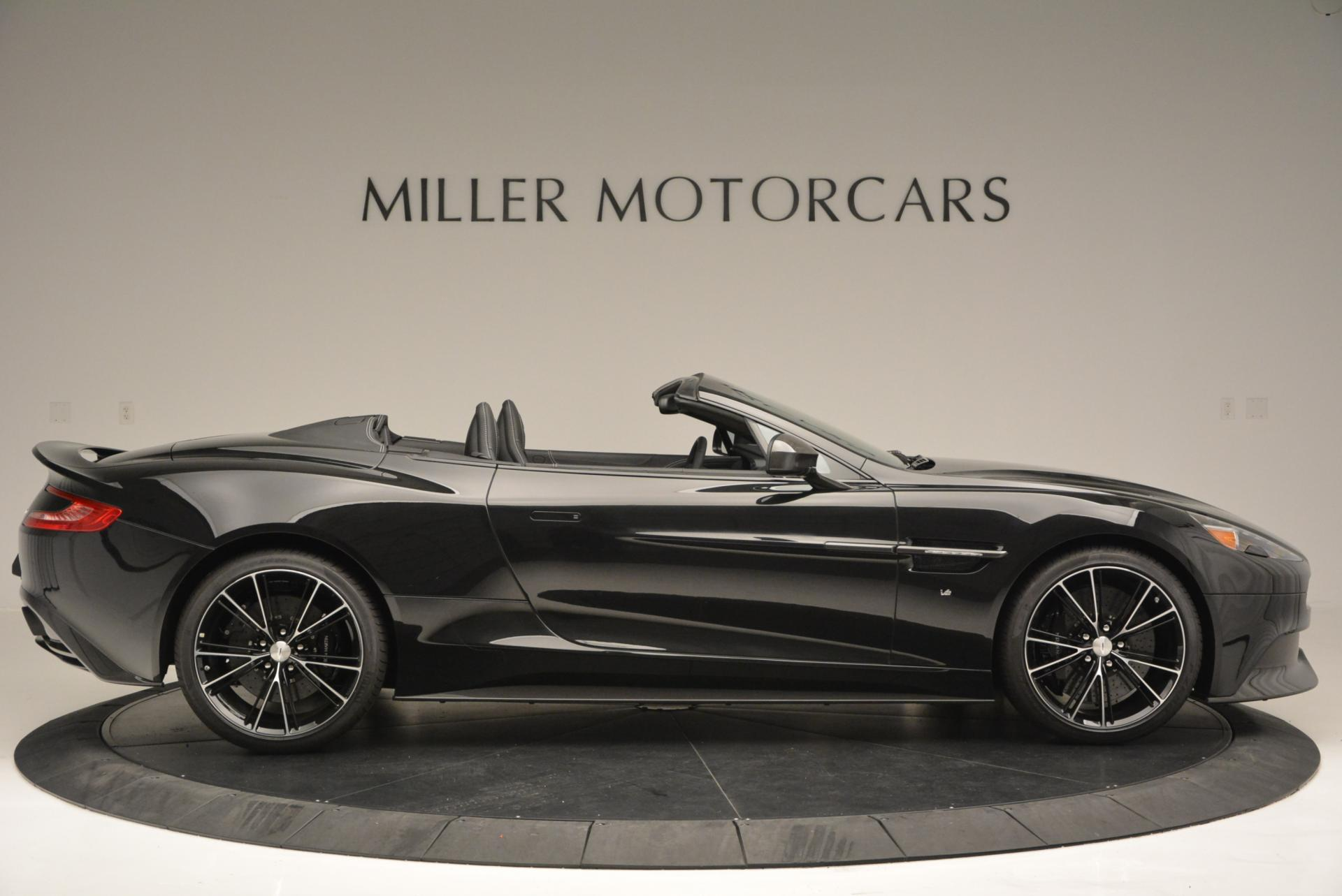 New 2016 Aston Martin Vanquish Volante For Sale In Greenwich, CT 83_p9