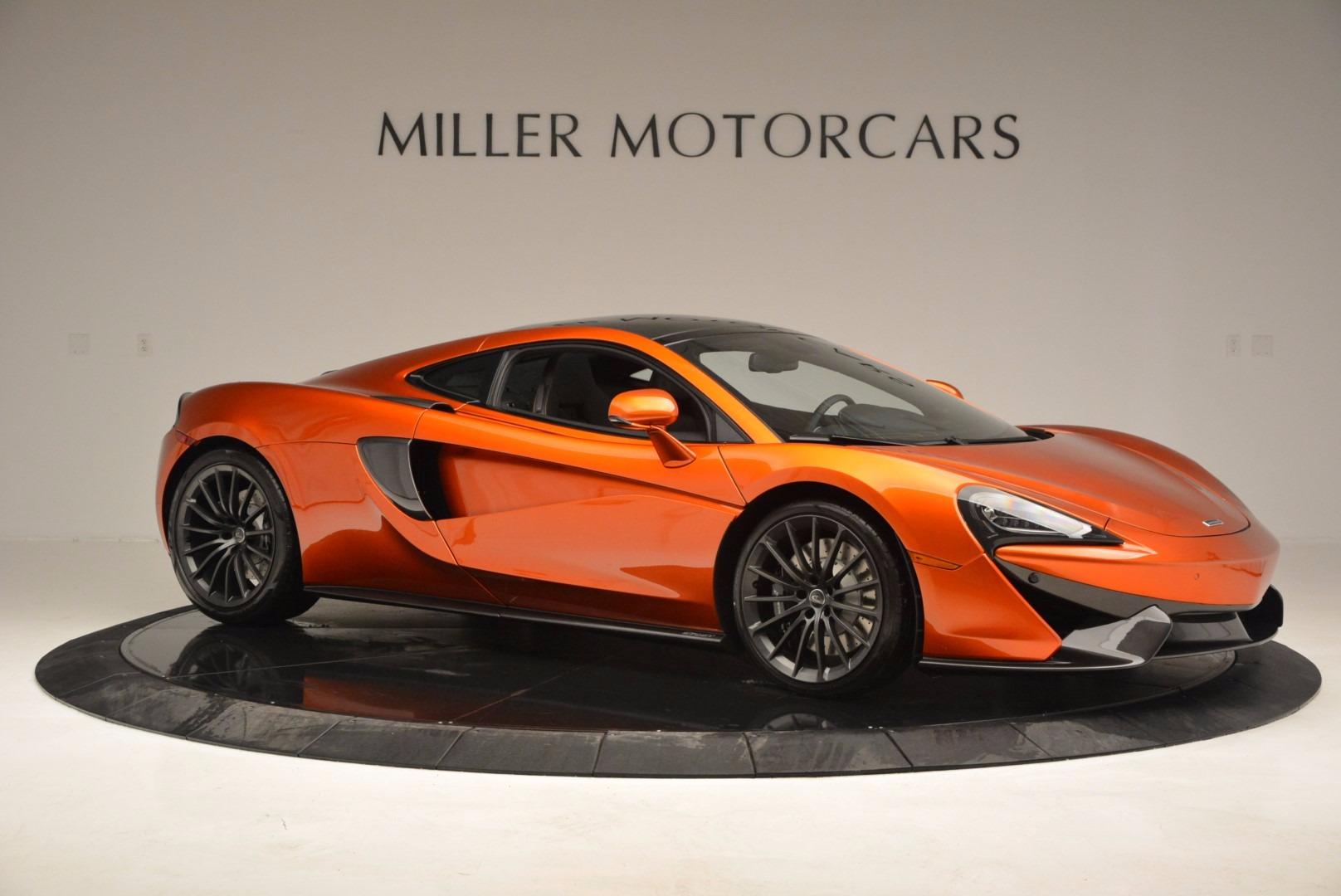 New 2017 McLaren 570GT  For Sale In Greenwich, CT 833_p10