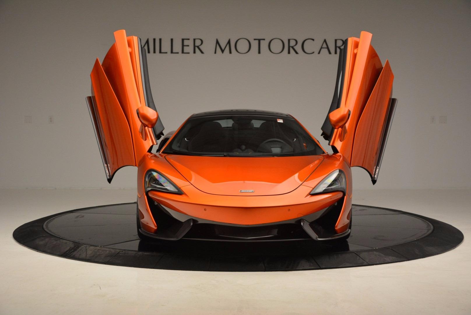 New 2017 McLaren 570GT  For Sale In Greenwich, CT 833_p13