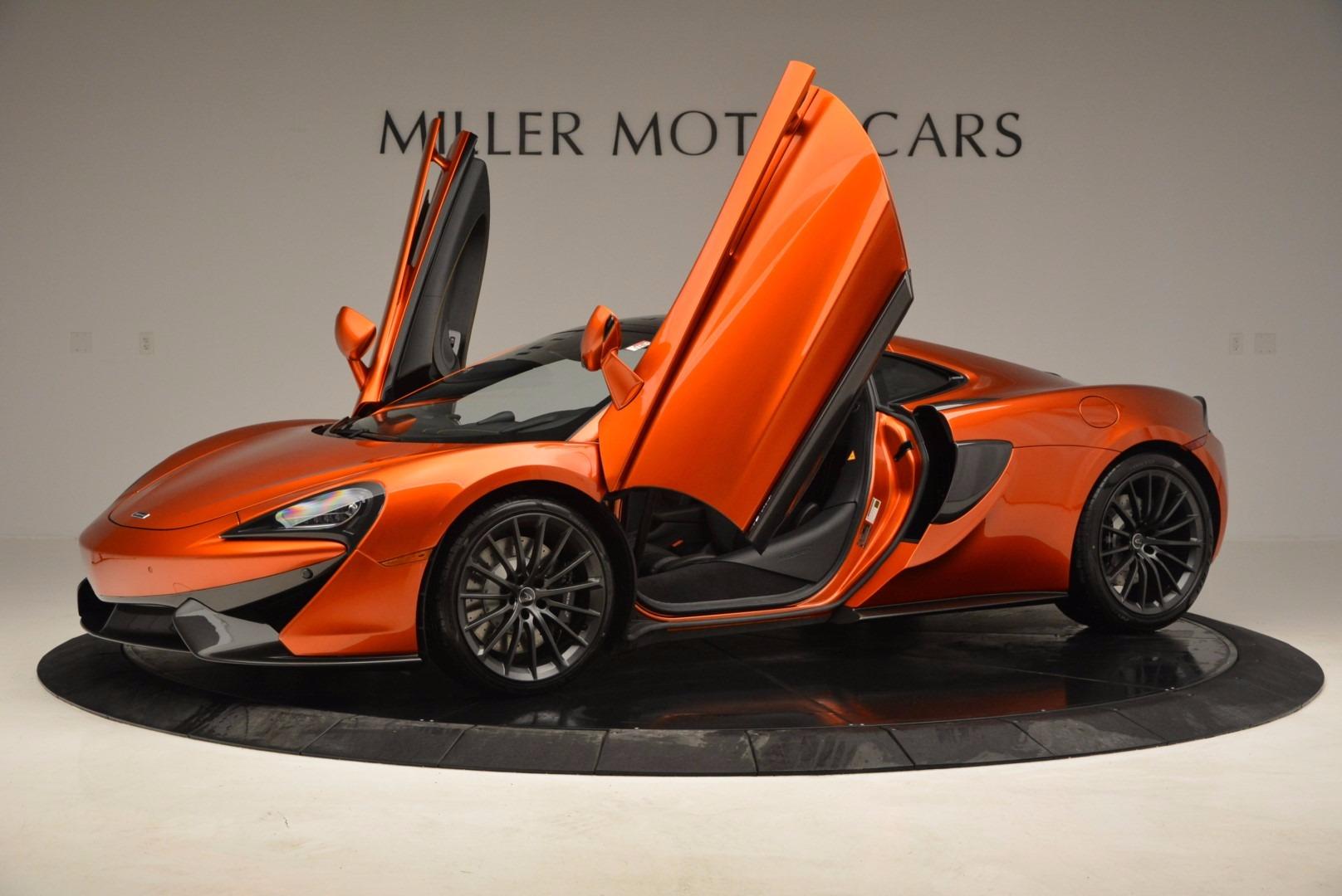 New 2017 McLaren 570GT  For Sale In Greenwich, CT 833_p14