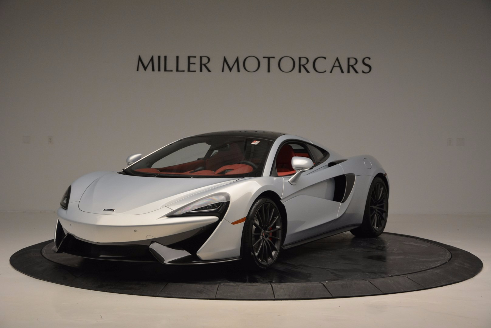 Used 2017 McLaren 570GT  For Sale In Greenwich, CT 834_main