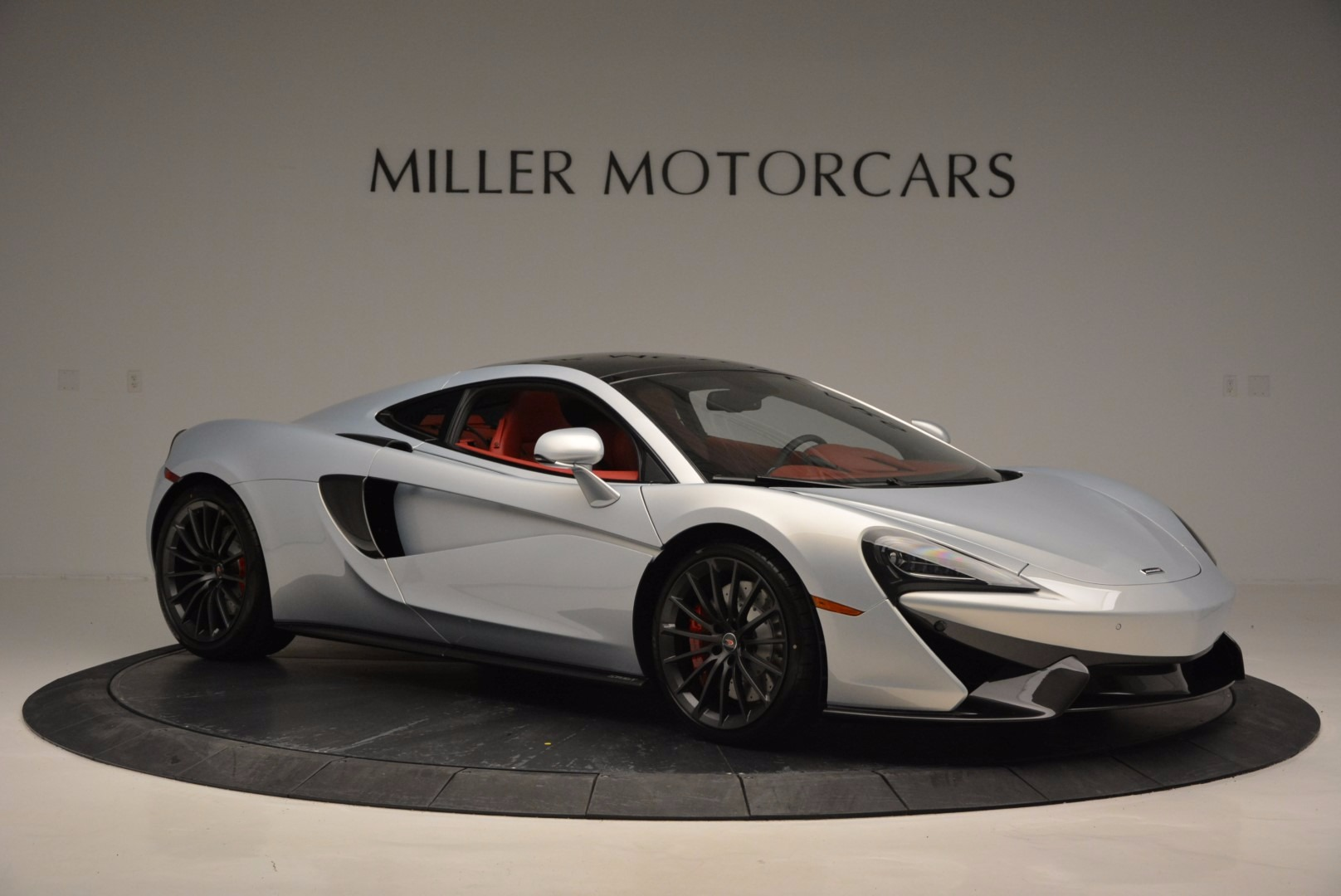 Used 2017 McLaren 570GT  For Sale In Greenwich, CT 834_p10