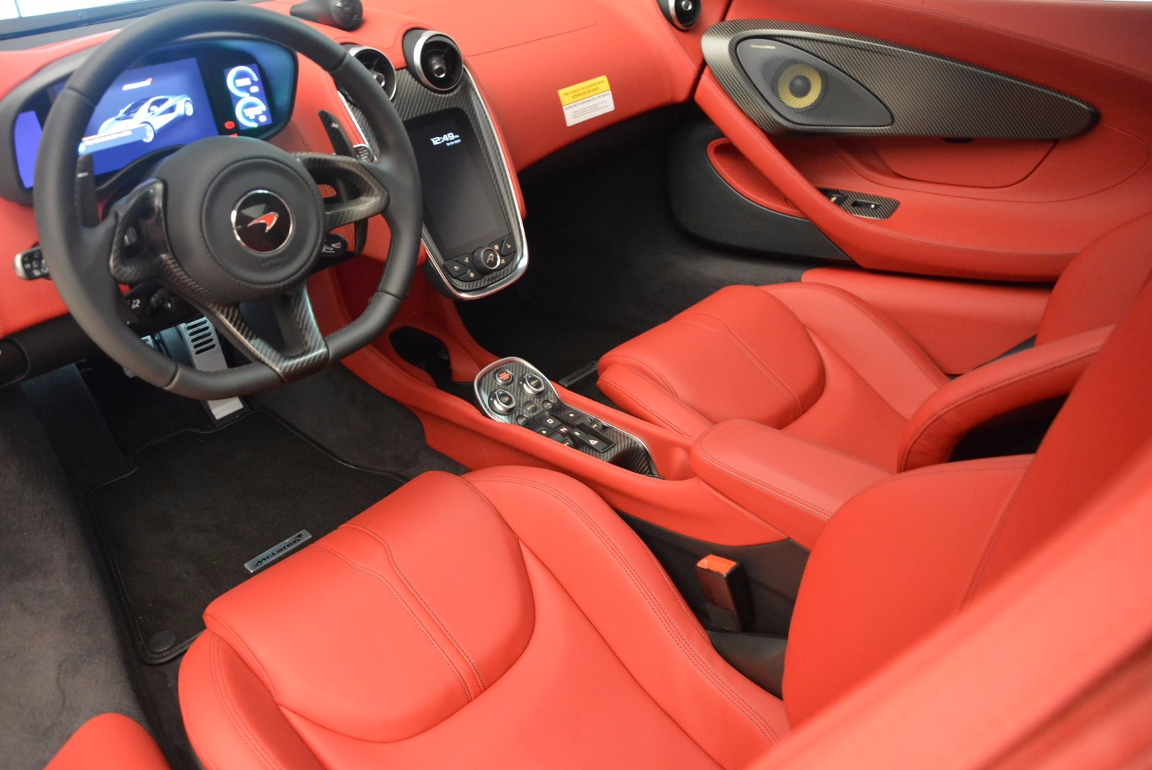 Used 2017 McLaren 570GT  For Sale In Greenwich, CT 834_p16