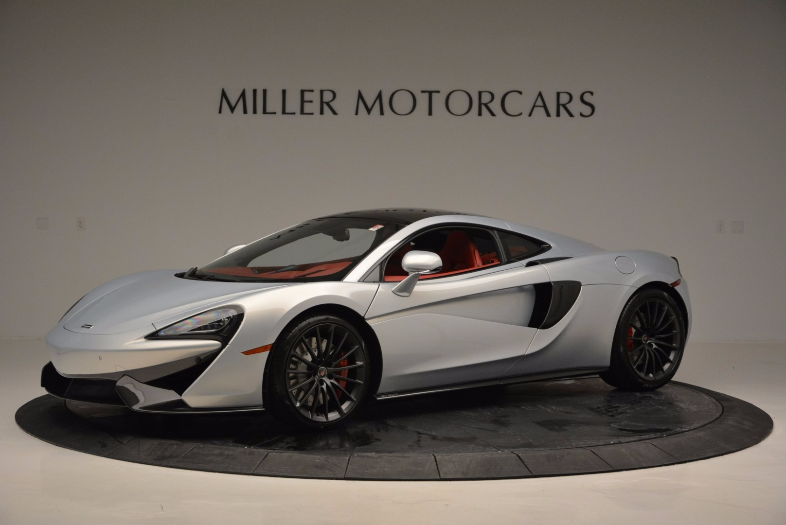 Used 2017 McLaren 570GT  For Sale In Greenwich, CT 834_p2