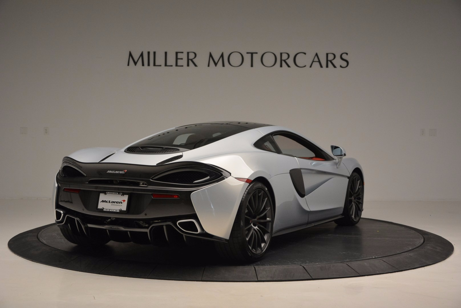 Used 2017 McLaren 570GT  For Sale In Greenwich, CT 834_p7