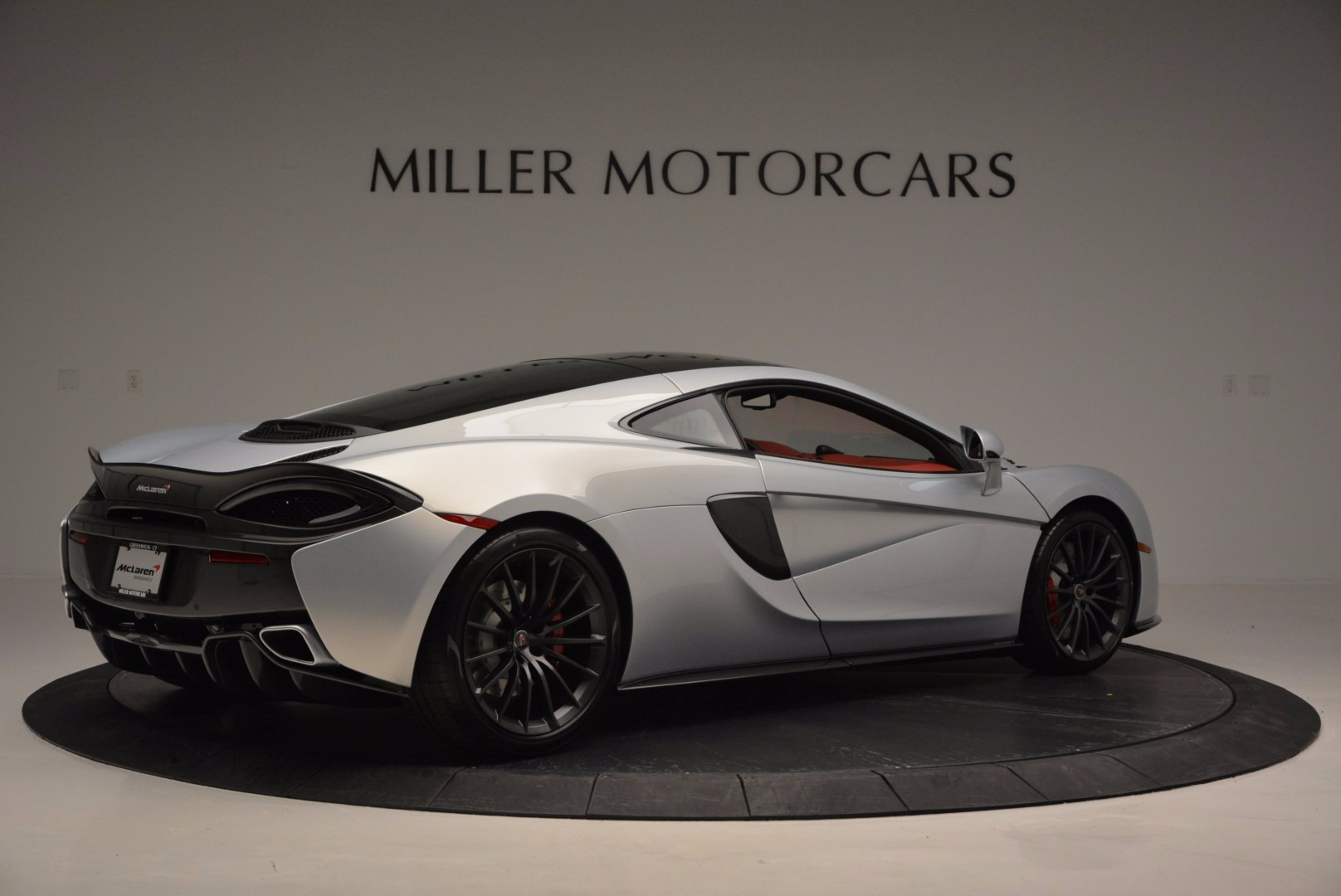 Used 2017 McLaren 570GT  For Sale In Greenwich, CT 834_p8