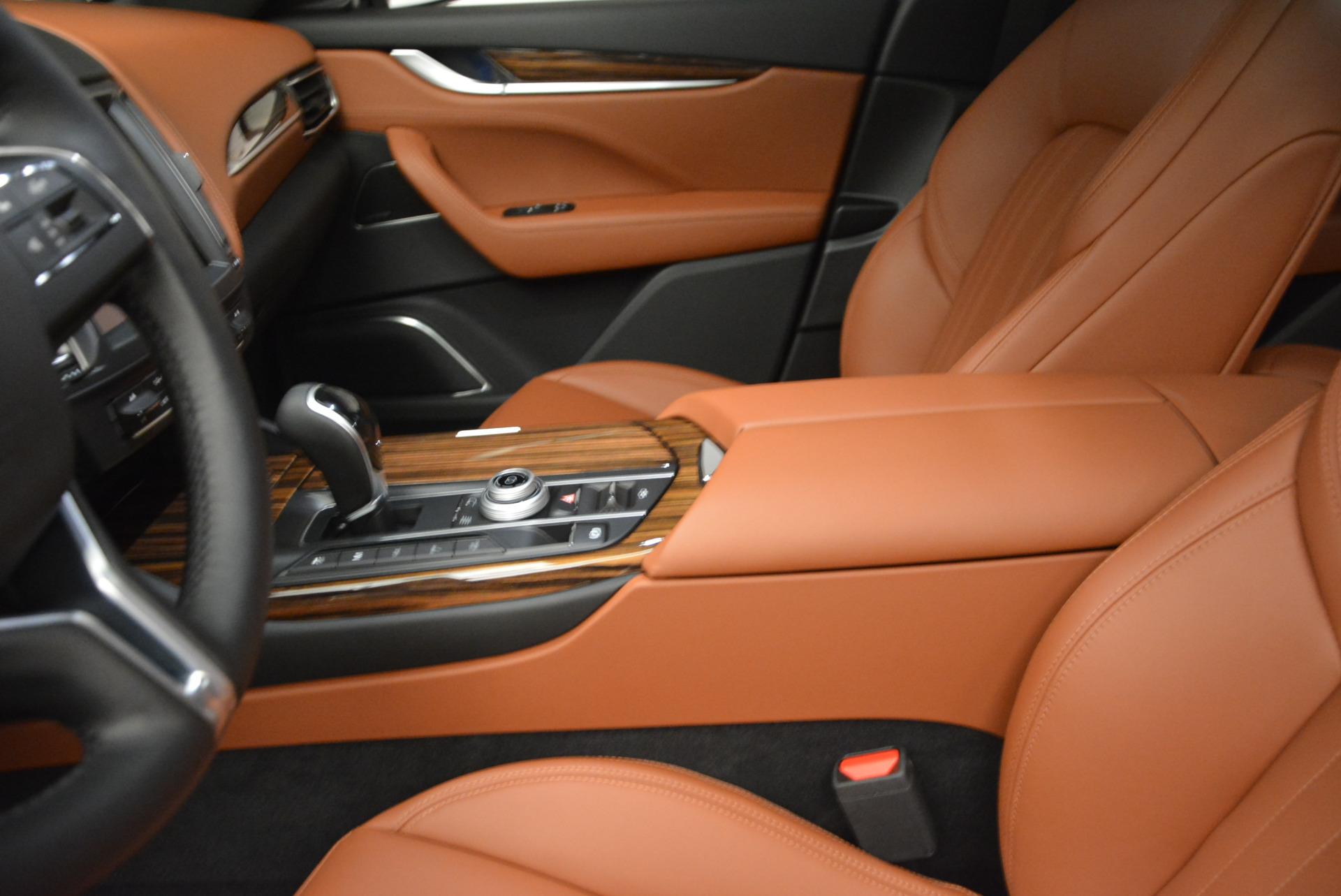 New 2017 Maserati Levante  For Sale In Greenwich, CT 839_p14
