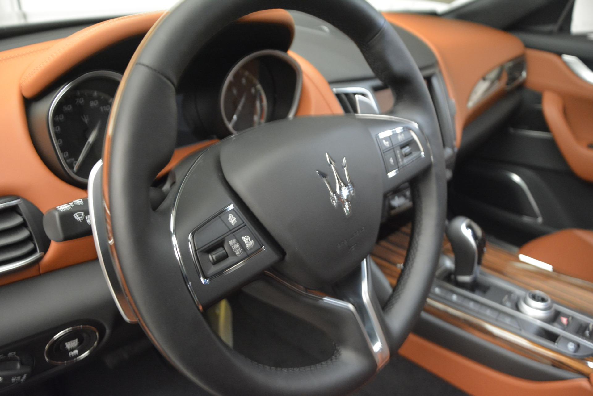 New 2017 Maserati Levante  For Sale In Greenwich, CT 839_p16