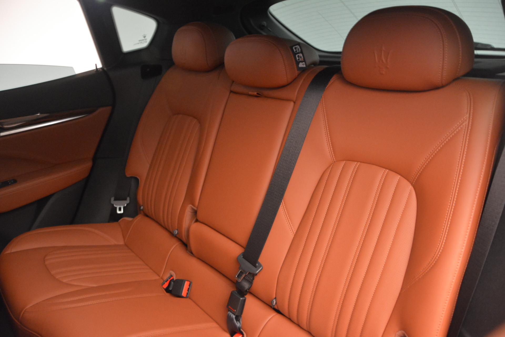 New 2017 Maserati Levante  For Sale In Greenwich, CT 839_p17