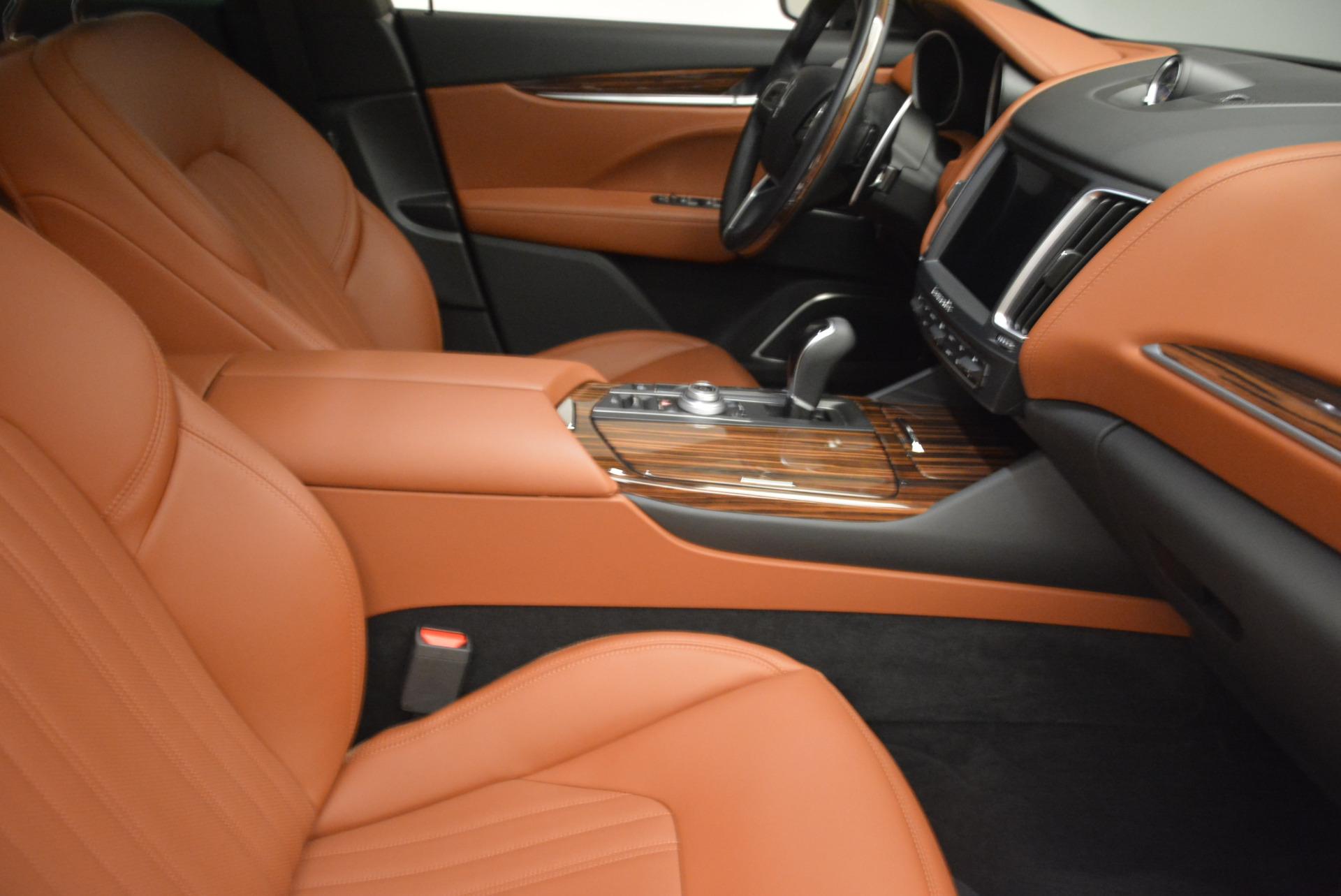 New 2017 Maserati Levante  For Sale In Greenwich, CT 839_p21