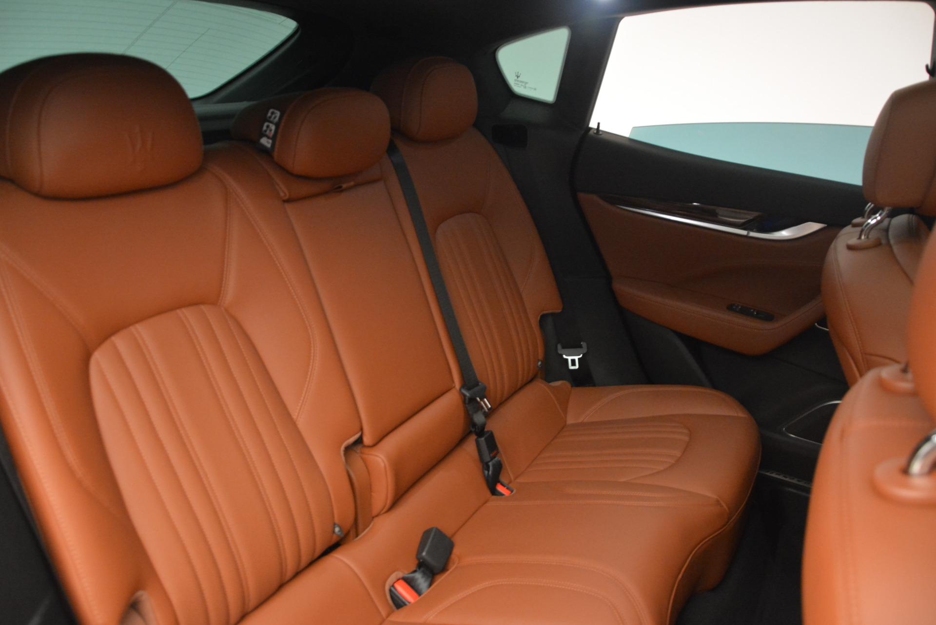 New 2017 Maserati Levante  For Sale In Greenwich, CT 839_p23