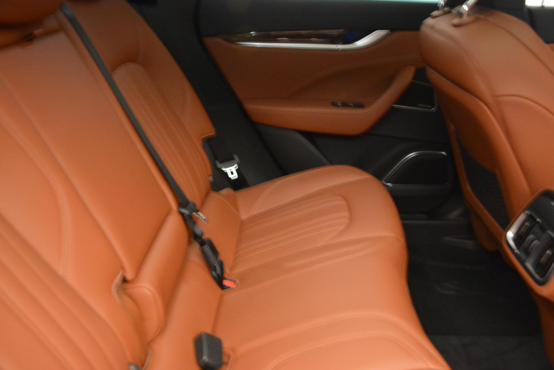 New 2017 Maserati Levante  For Sale In Greenwich, CT 839_p24