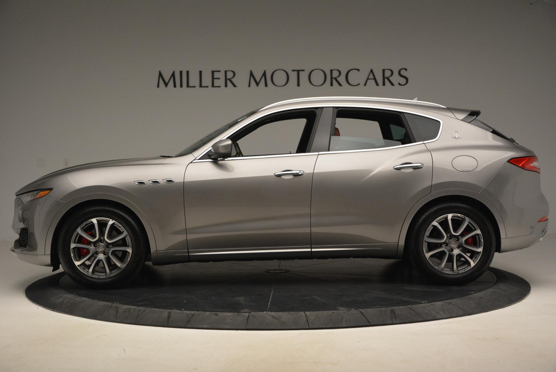 New 2017 Maserati Levante  For Sale In Greenwich, CT 839_p3