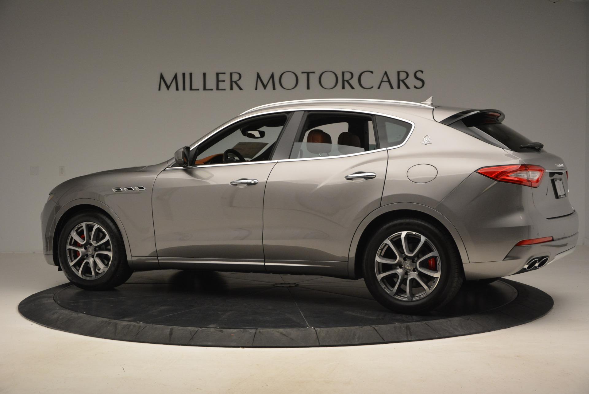 New 2017 Maserati Levante  For Sale In Greenwich, CT 839_p4