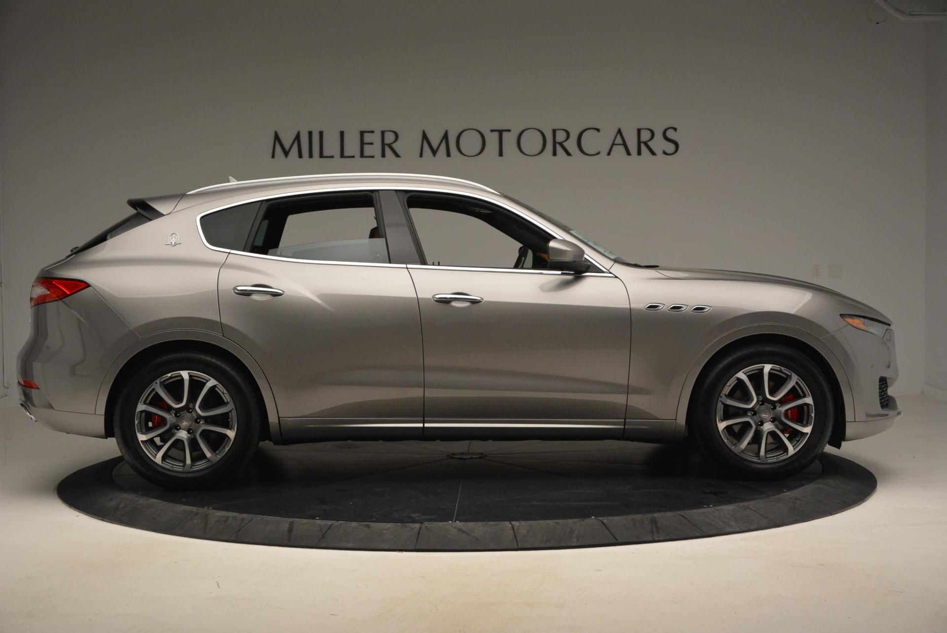 New 2017 Maserati Levante  For Sale In Greenwich, CT 839_p9