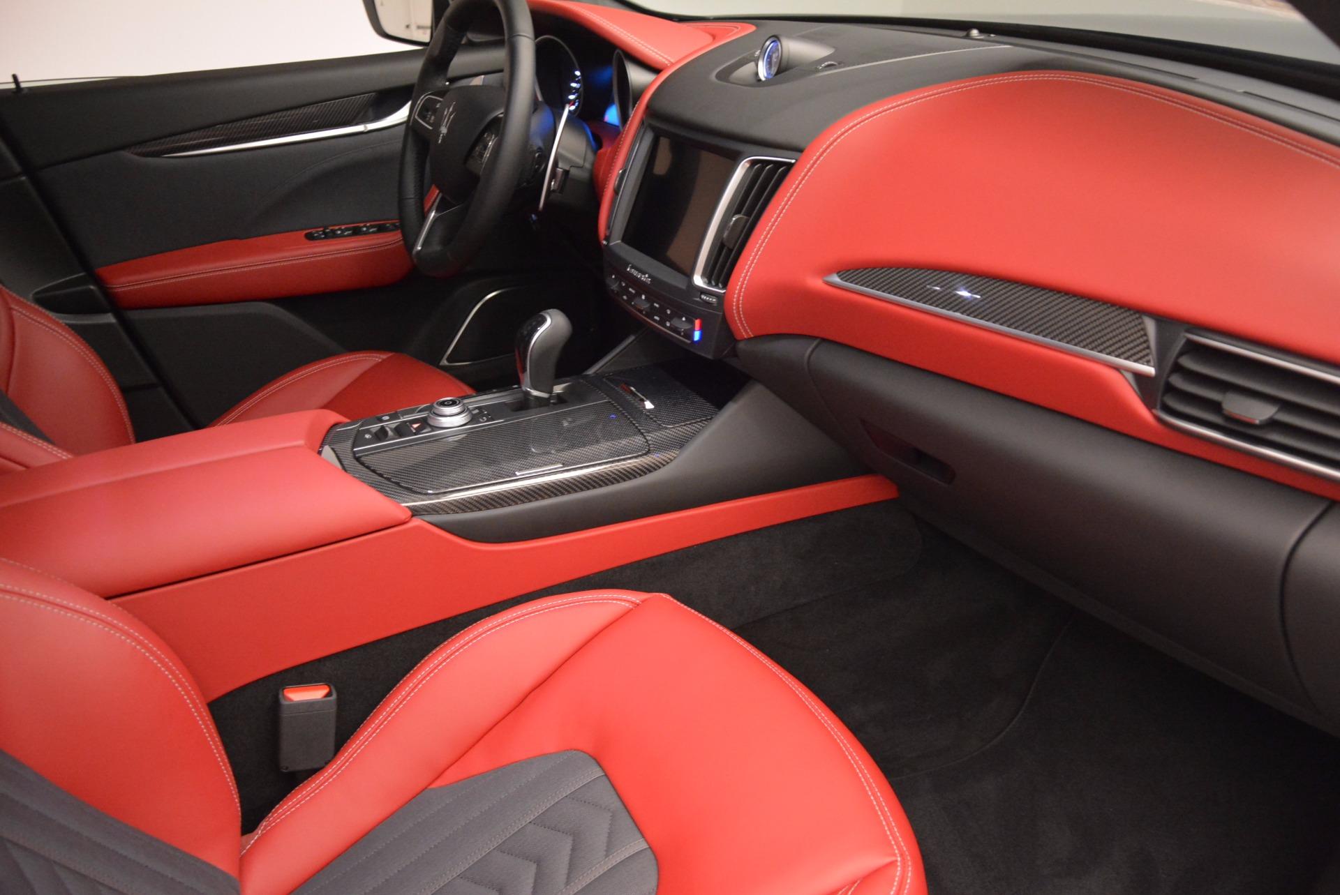 New 2017 Maserati Levante S Zegna Edition For Sale In Greenwich, CT 840_p23