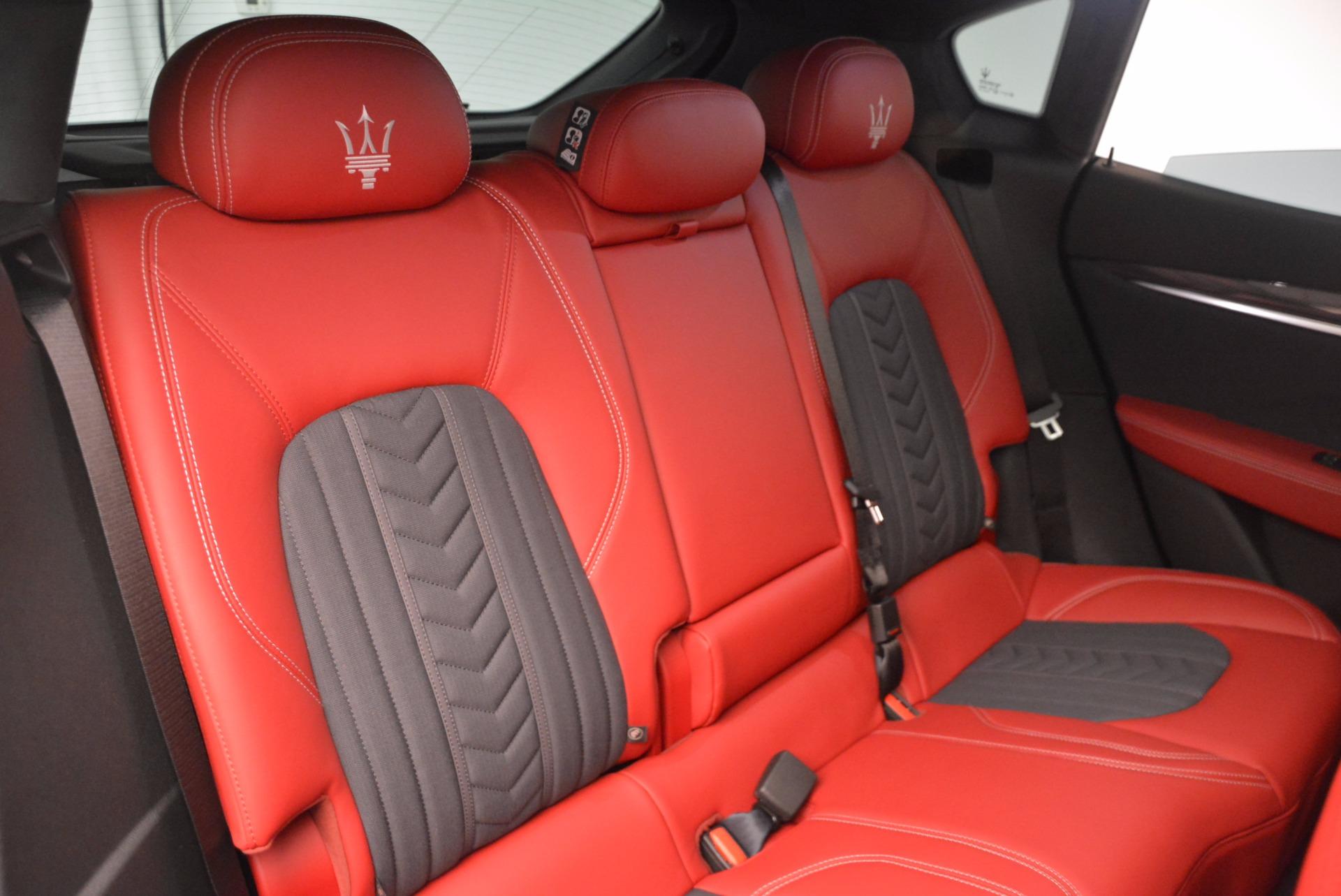 New 2017 Maserati Levante S Zegna Edition For Sale In Greenwich, CT 840_p26