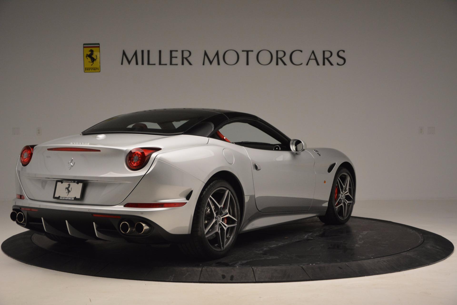 Used 2016 Ferrari California T  For Sale In Greenwich, CT 841_p6