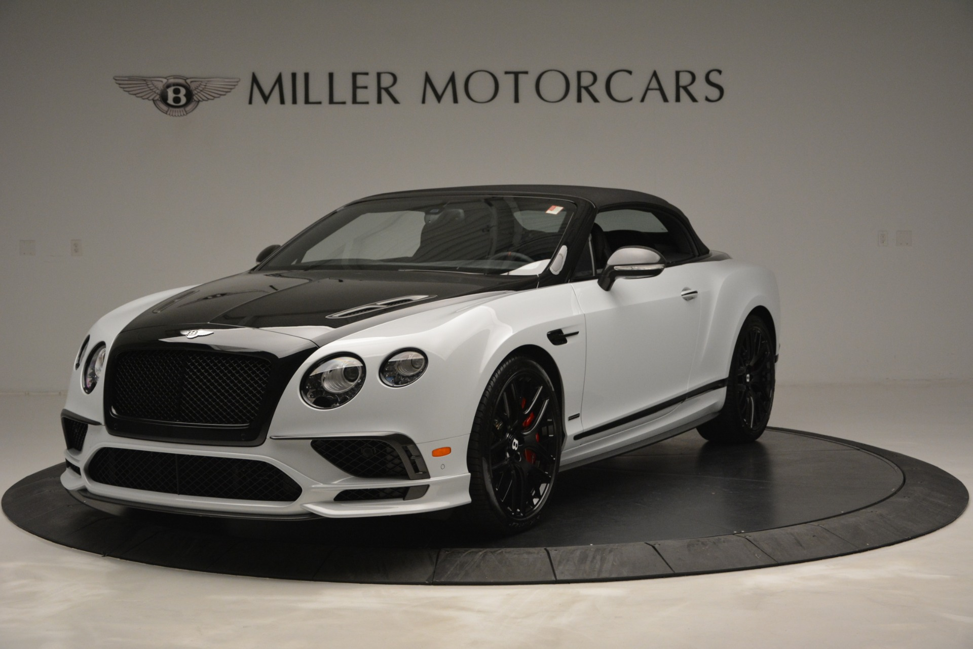 New 2018 Bentley Continental GT Supersports Convertible For Sale In Greenwich, CT 843_p13