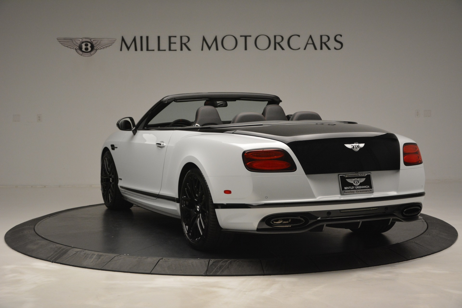 New 2018 Bentley Continental GT Supersports Convertible For Sale In Greenwich, CT 843_p5