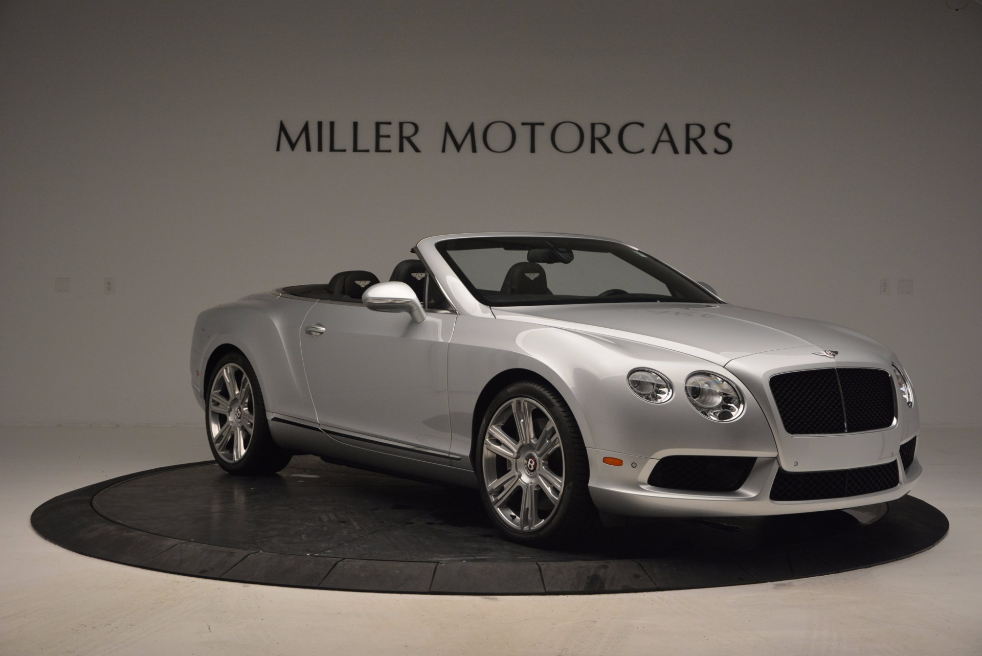 Used 2013 Bentley Continental GT V8 For Sale In Greenwich, CT 844_p11