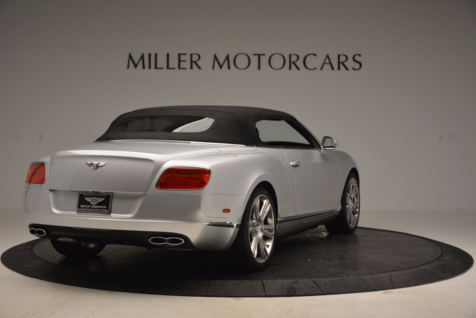 Used 2013 Bentley Continental GT V8 For Sale In Greenwich, CT 844_p19