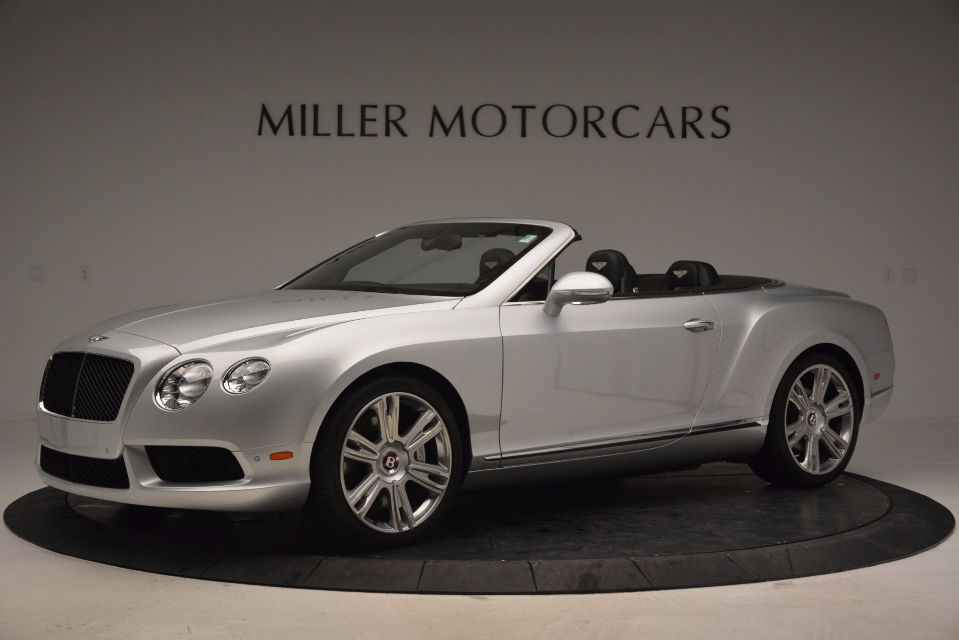 Used 2013 Bentley Continental GT V8 For Sale In Greenwich, CT 844_p2