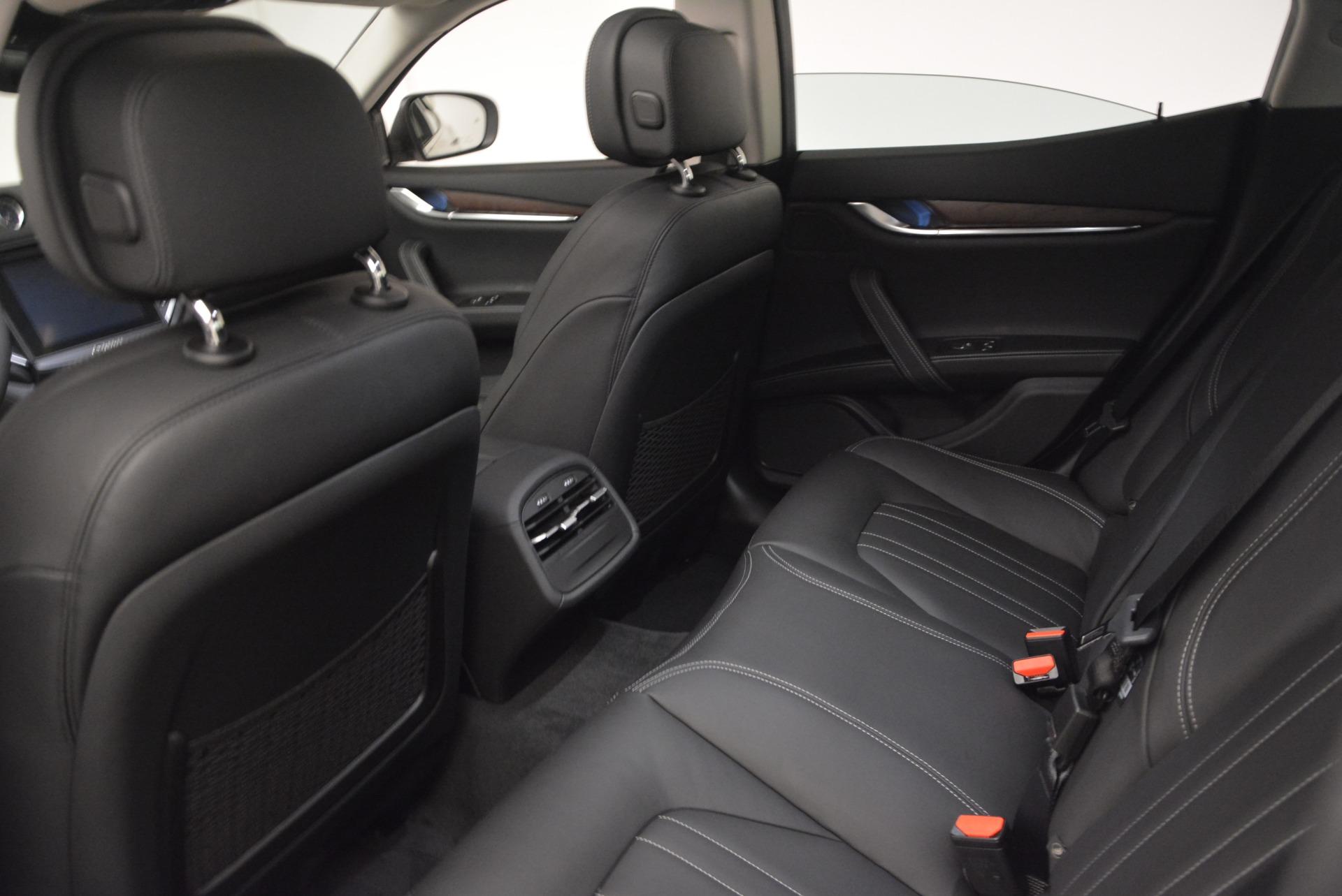 New 2017 Maserati Ghibli S Q4 For Sale In Greenwich, CT 848_p17